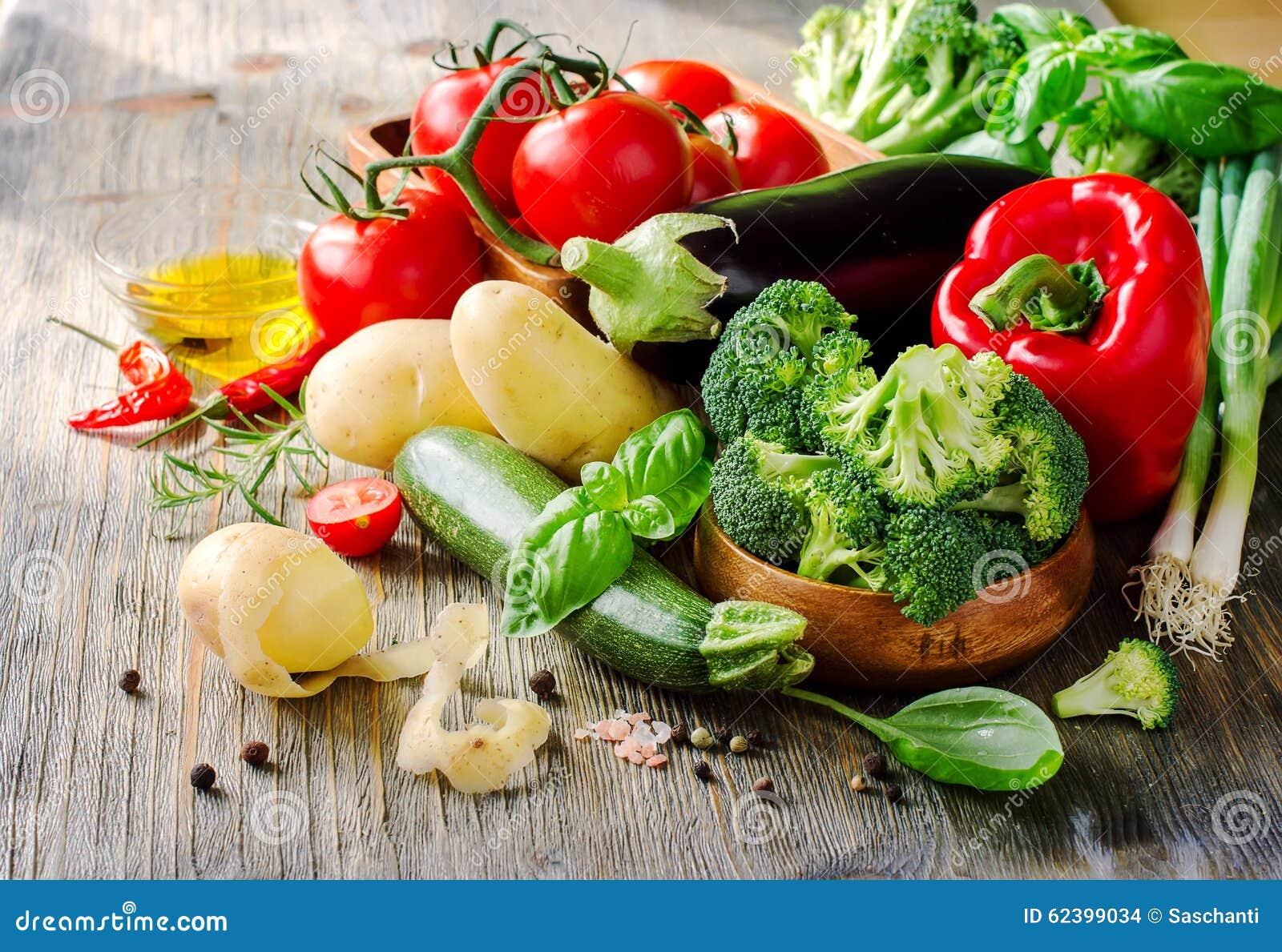 Vegetables for cooking healthy dinner fresh vegan for V kitchen restaurant vegetarian food
