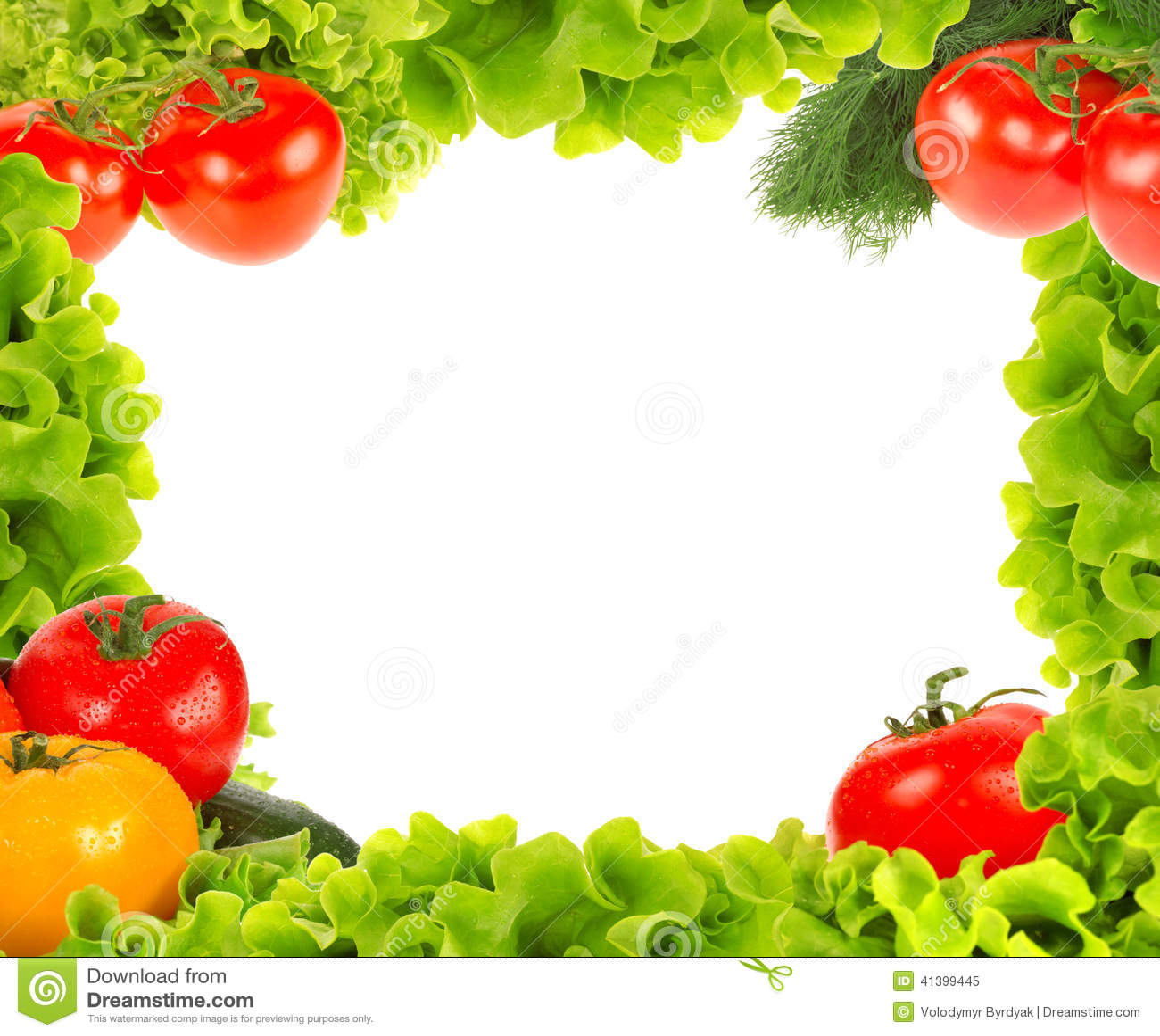 Garden Stock Image Image Of Design: Vegetables Frame Stock Image. Image Of Health, Garden