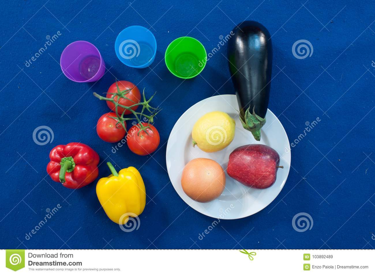 Vegetables and fruits are an important part of a healthy diet, and variety is as important