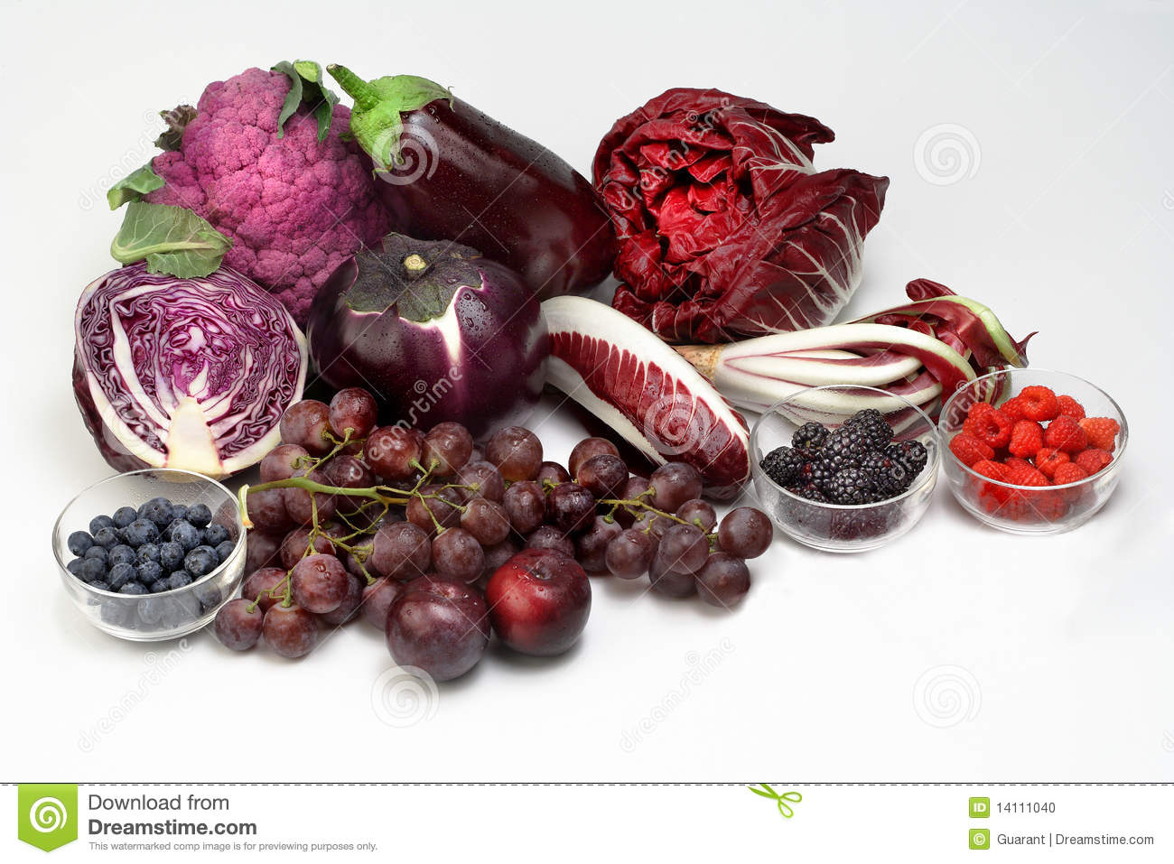 purple fruit healthy fruit and veg