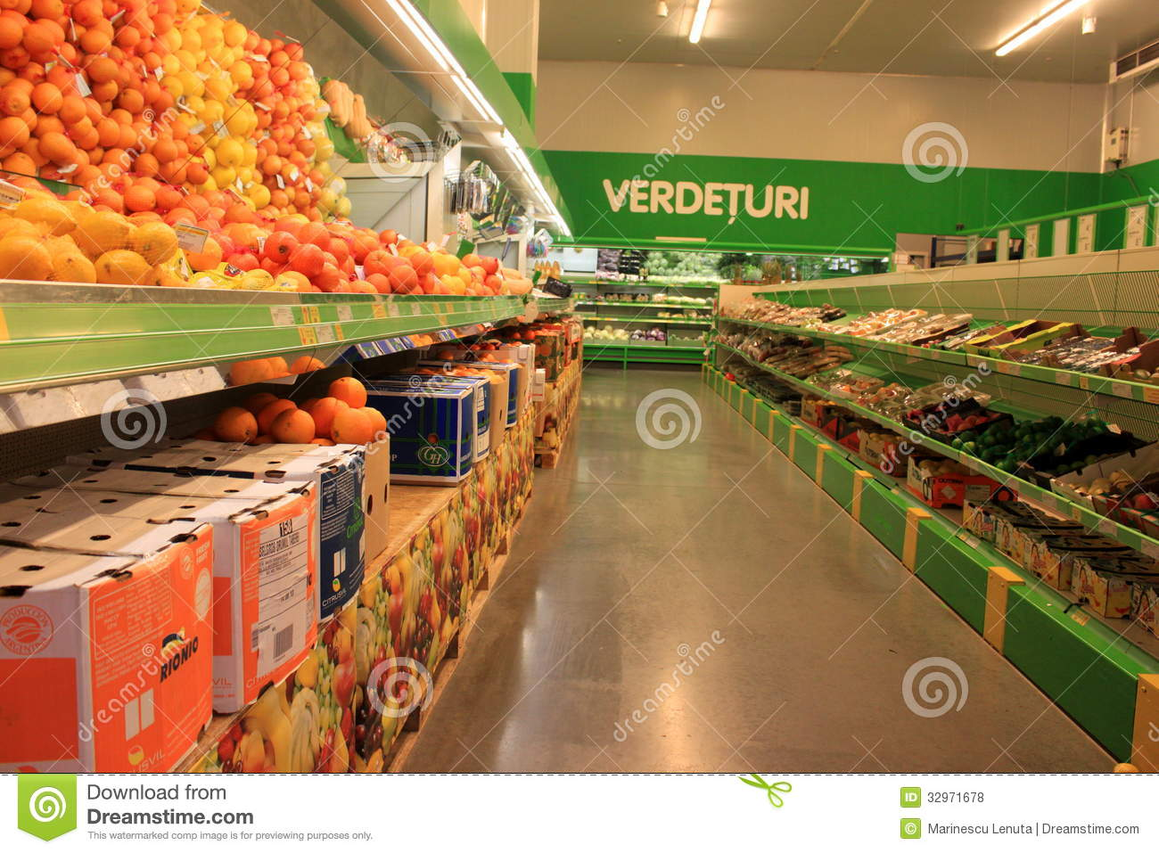 how to buy vegetables at grocery store