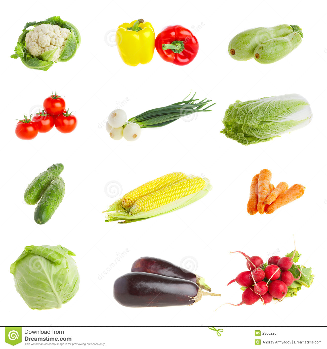 Healthy Foods And Vegetables