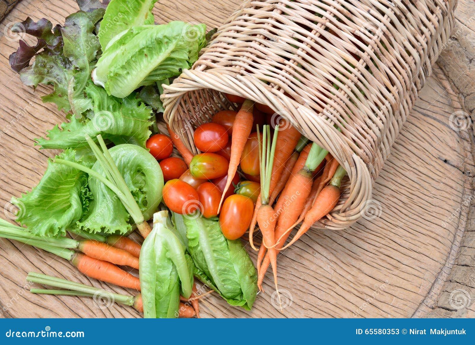 Vegetais orgânicos