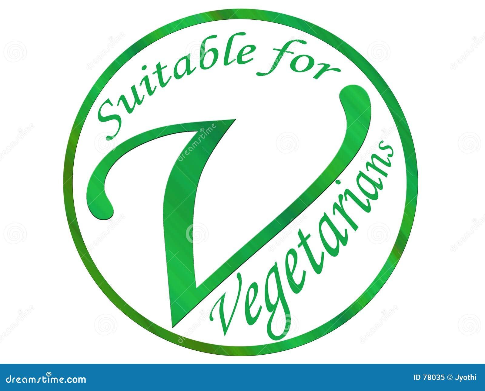 Vegetarian символа
