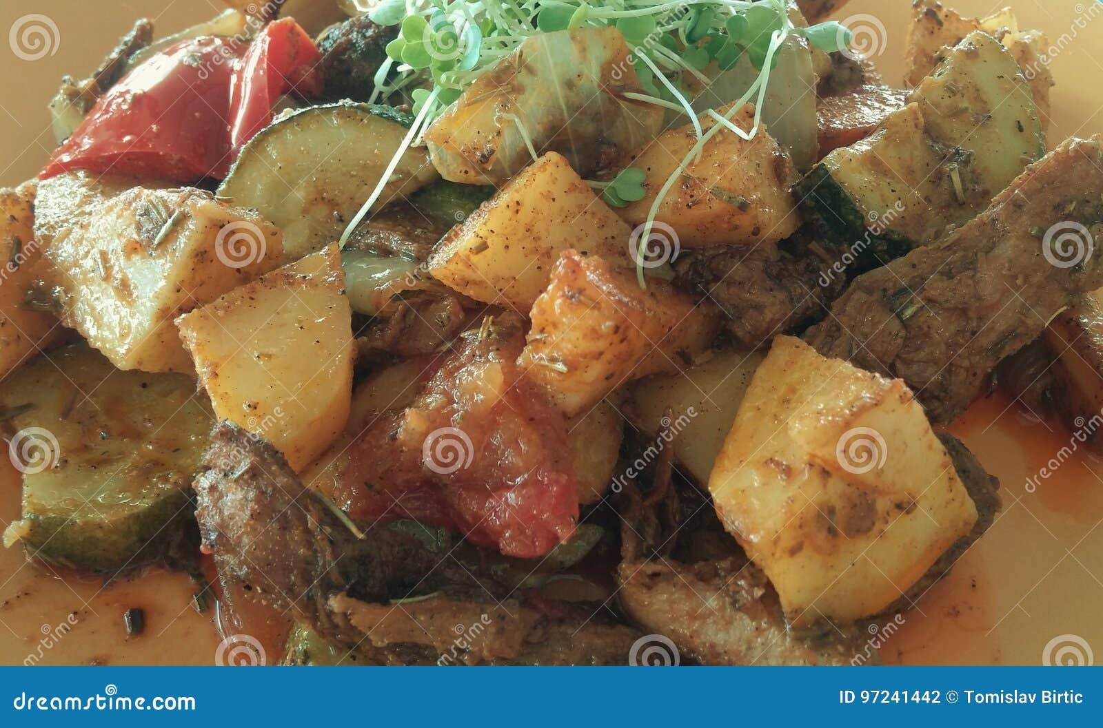 Vegetarische maaltijd