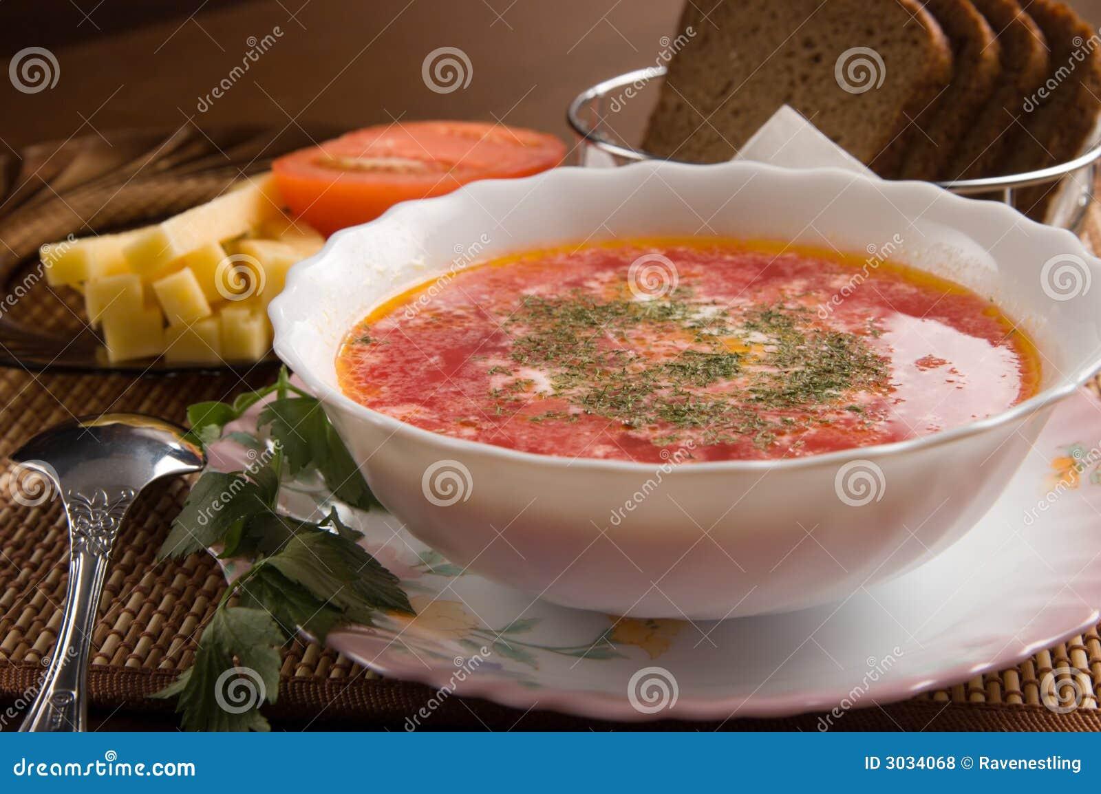 vegetarische suppe lizenzfreie stockfotos bild 3034068. Black Bedroom Furniture Sets. Home Design Ideas
