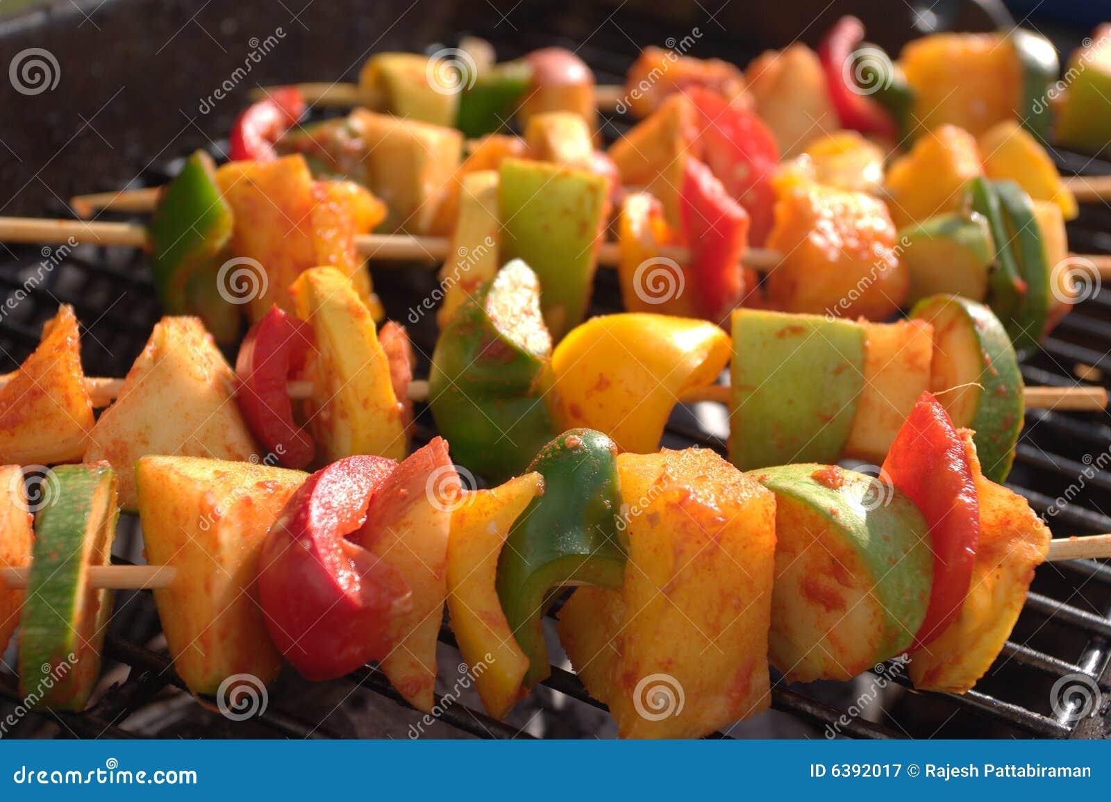 Veggies grillés