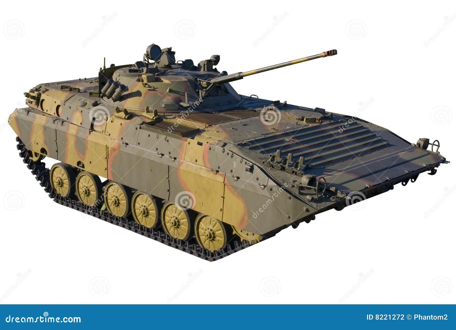 Vehículo de lucha BMP-2 de la infantería