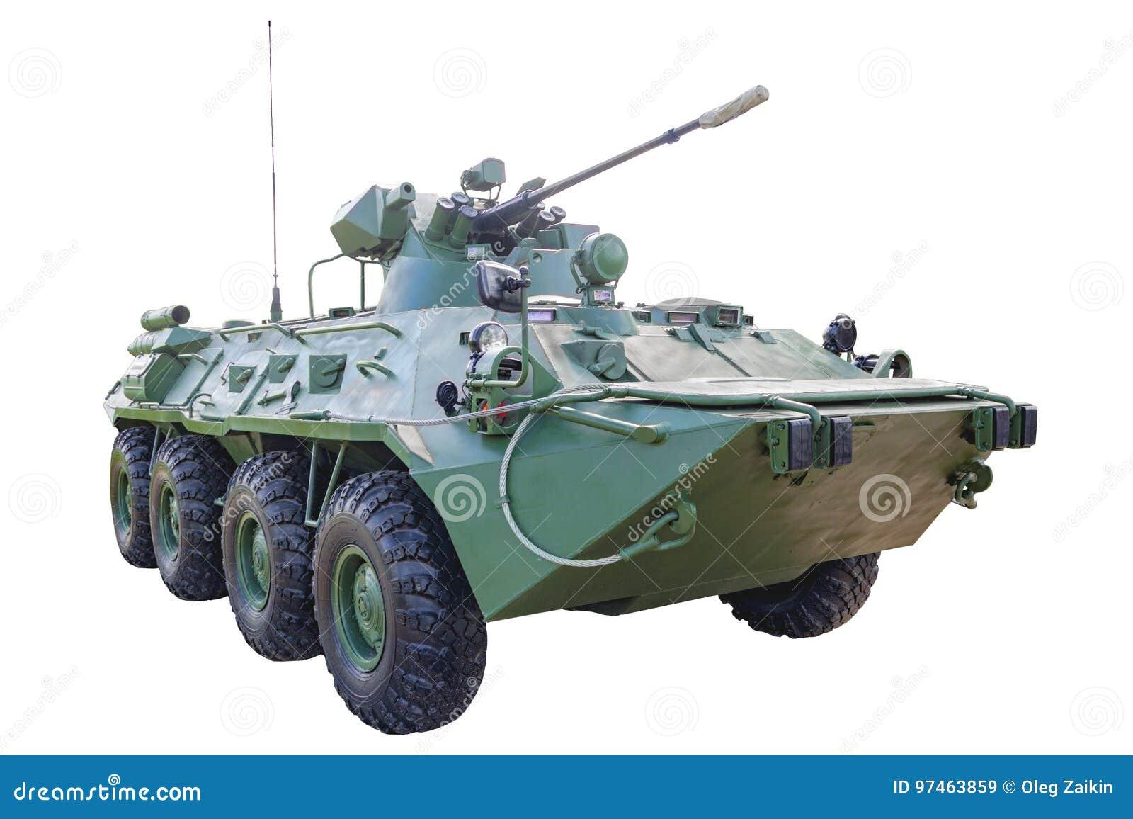 Vehículo de lucha de la infantería