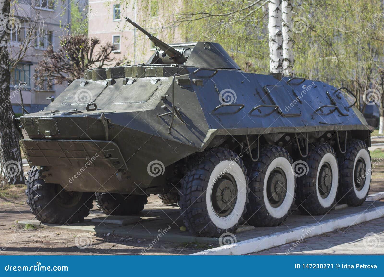 Vehículo de lucha de la infantería del vehículo blindado de transporte de personal Equipo militar