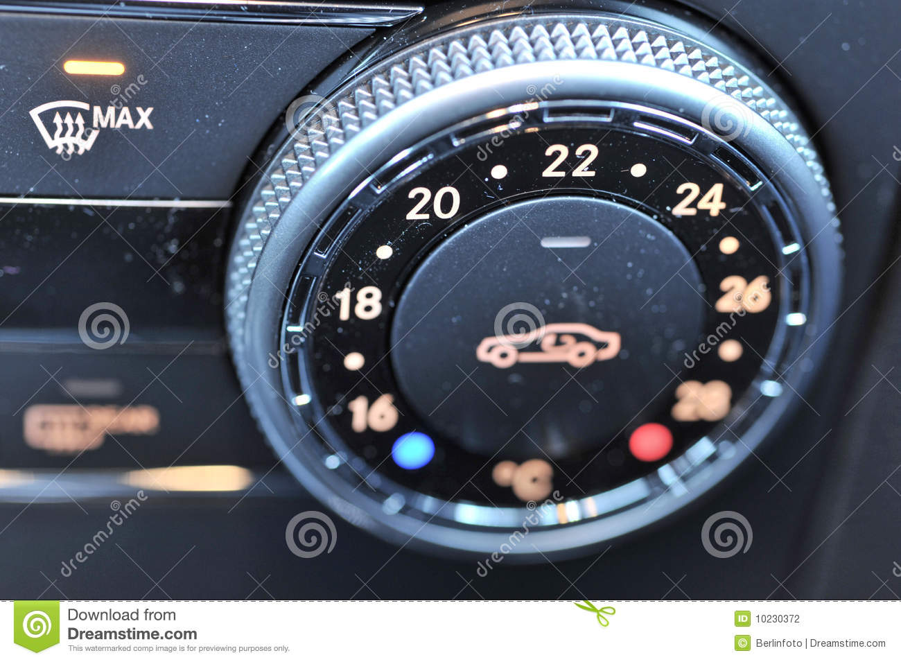 What Is Climate Control >> Vehicle Climate Control Dial Stock Photo Image Of Luxury Vehicle