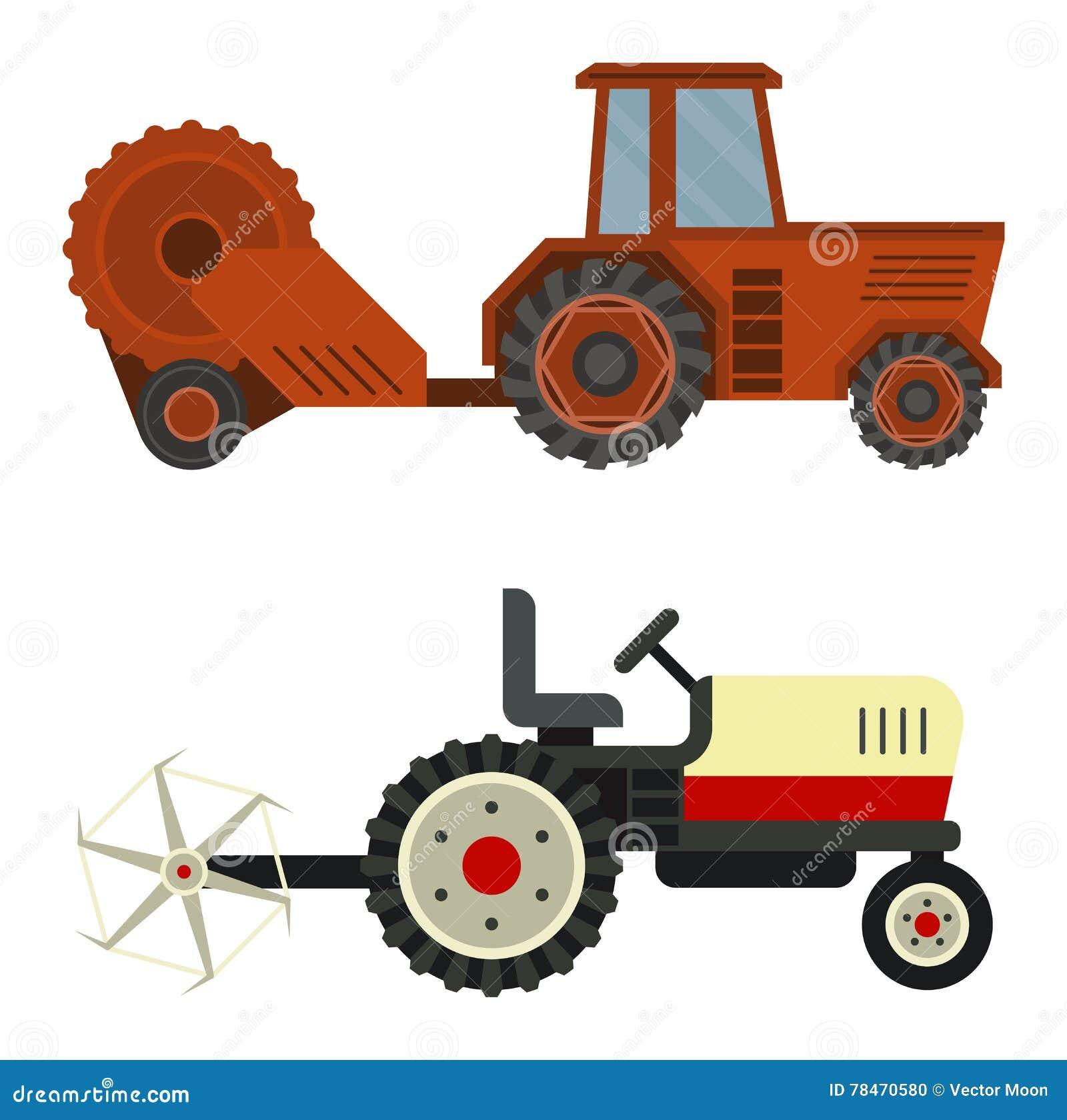 Industry tractors