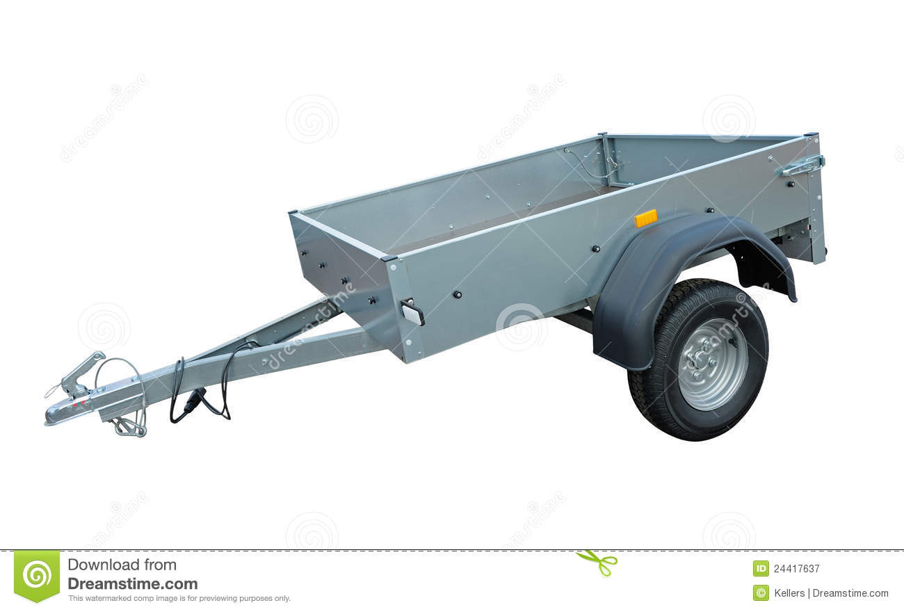 Vehicle trailer
