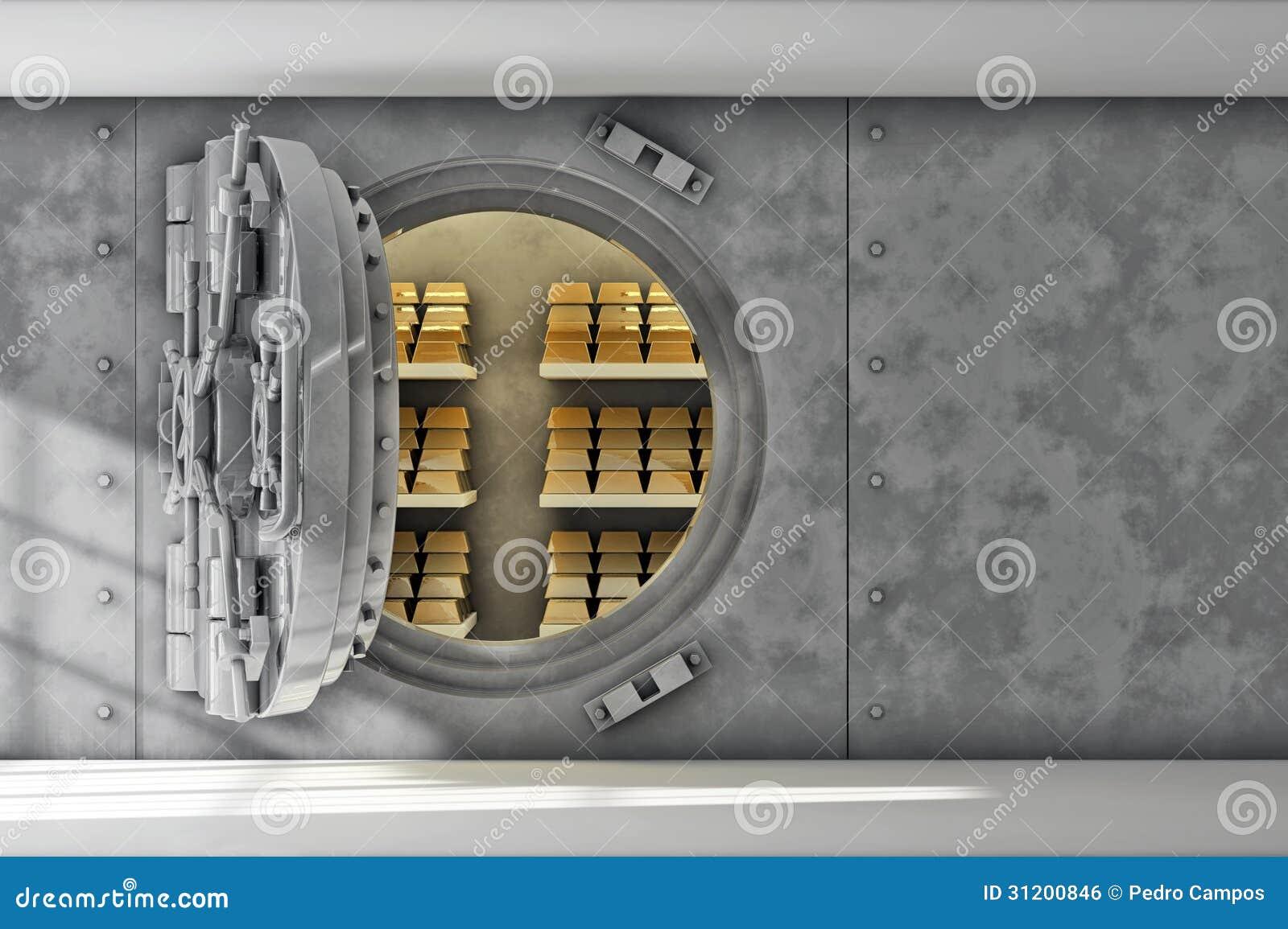 Veilige plaats voor uw economieën