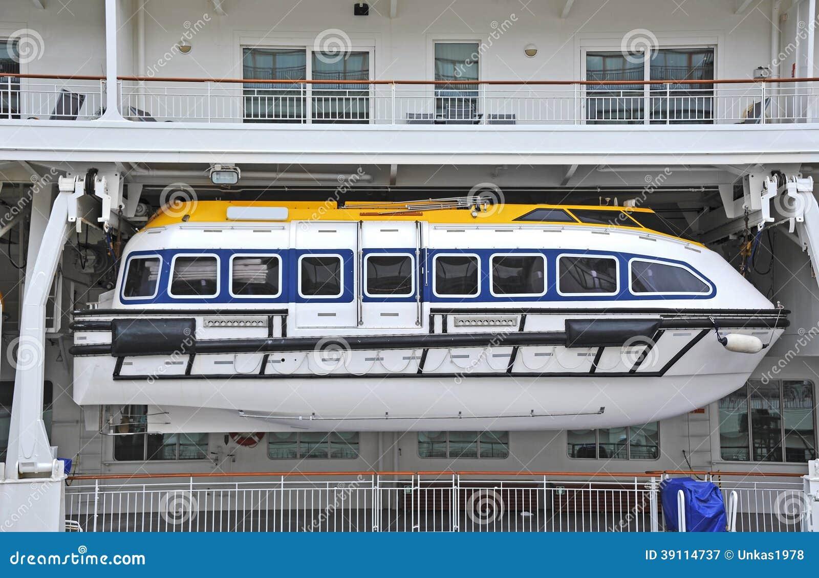 Veiligheidsreddingsboot