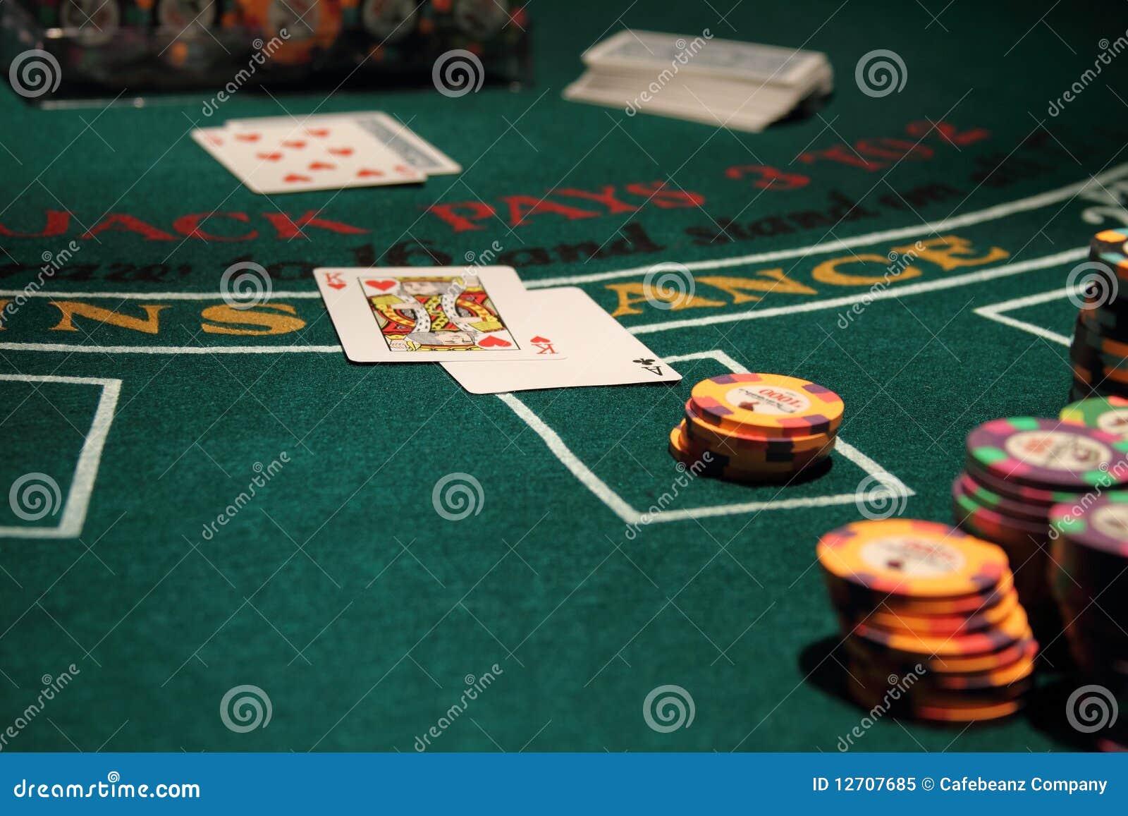 Veintiuna del casino