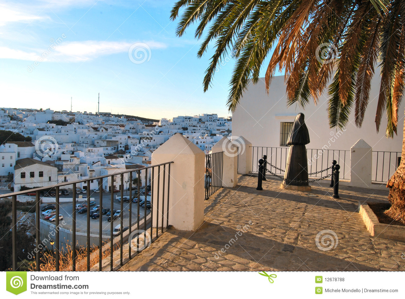 Vejer de la Frontera Spain  city photos : Vejer De La Frontera, Spain Royalty Free Stock Photos Image ...