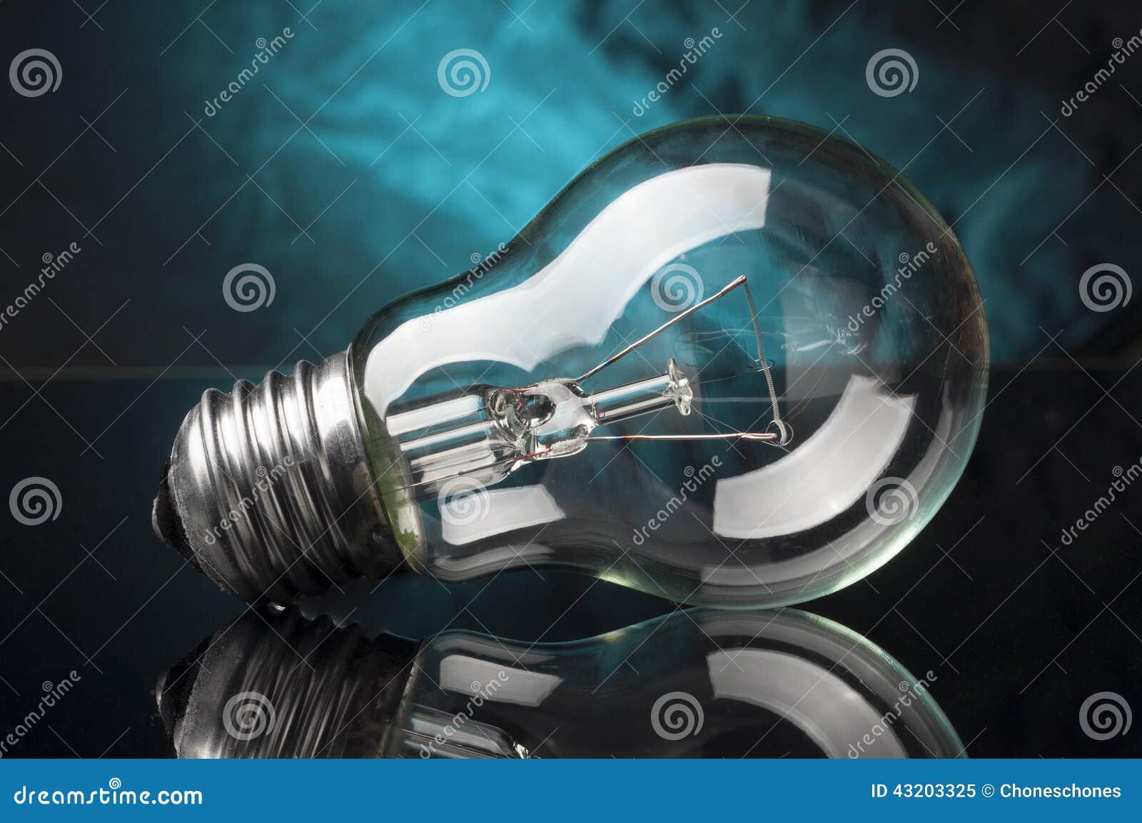 Download Vektor För Lampa För Illustration För Kulabegreppsidé Fotografering för Bildbyråer - Bild av sparande, edison: 43203325