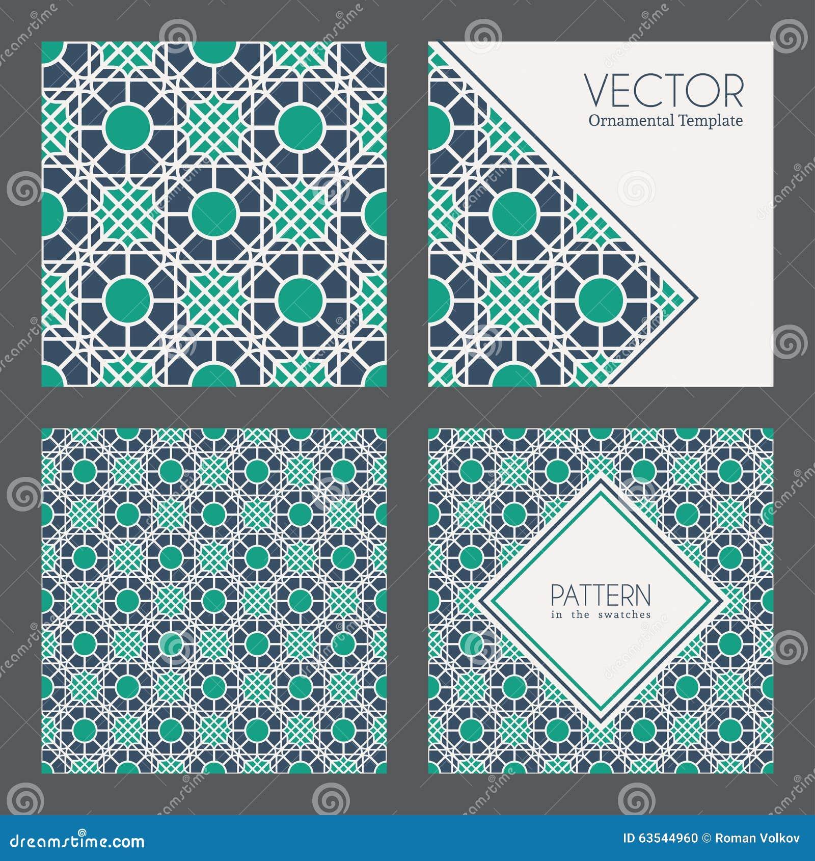 vektor geometrische muster vektor abbildung bild 63544960. Black Bedroom Furniture Sets. Home Design Ideas
