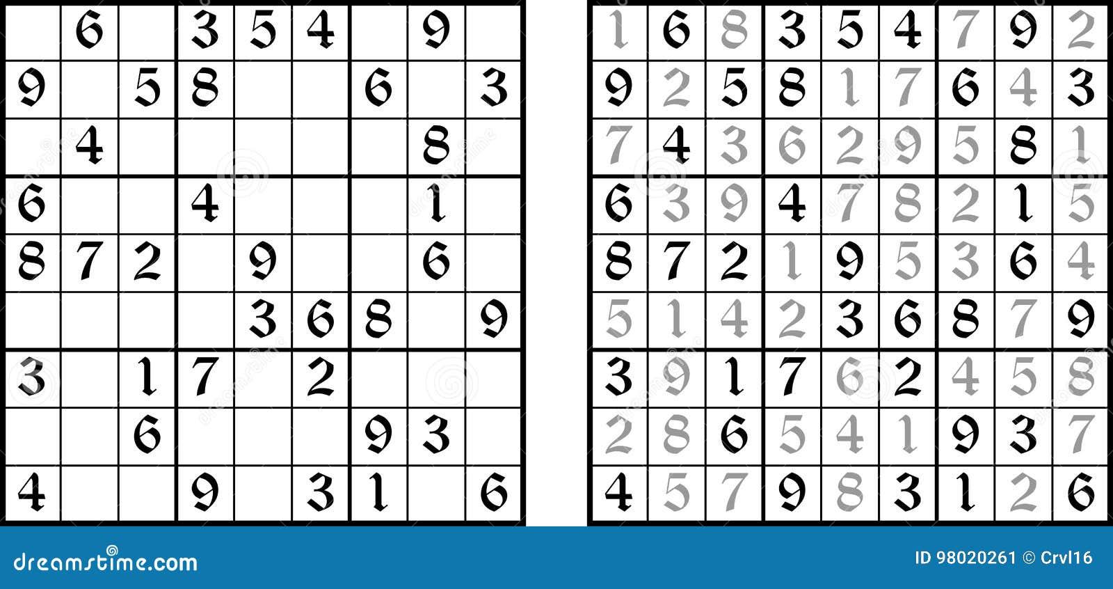 Spiel Sudoku