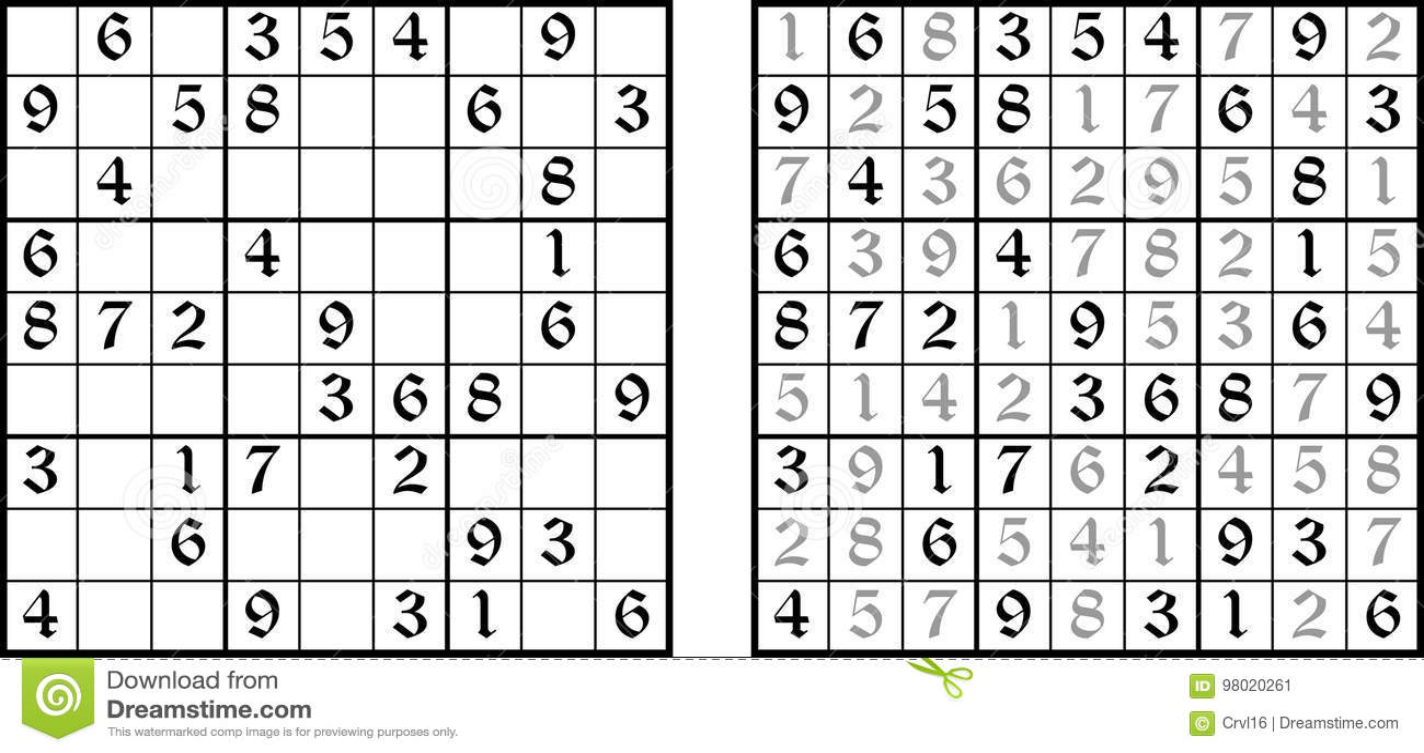 Sudoku Spiele