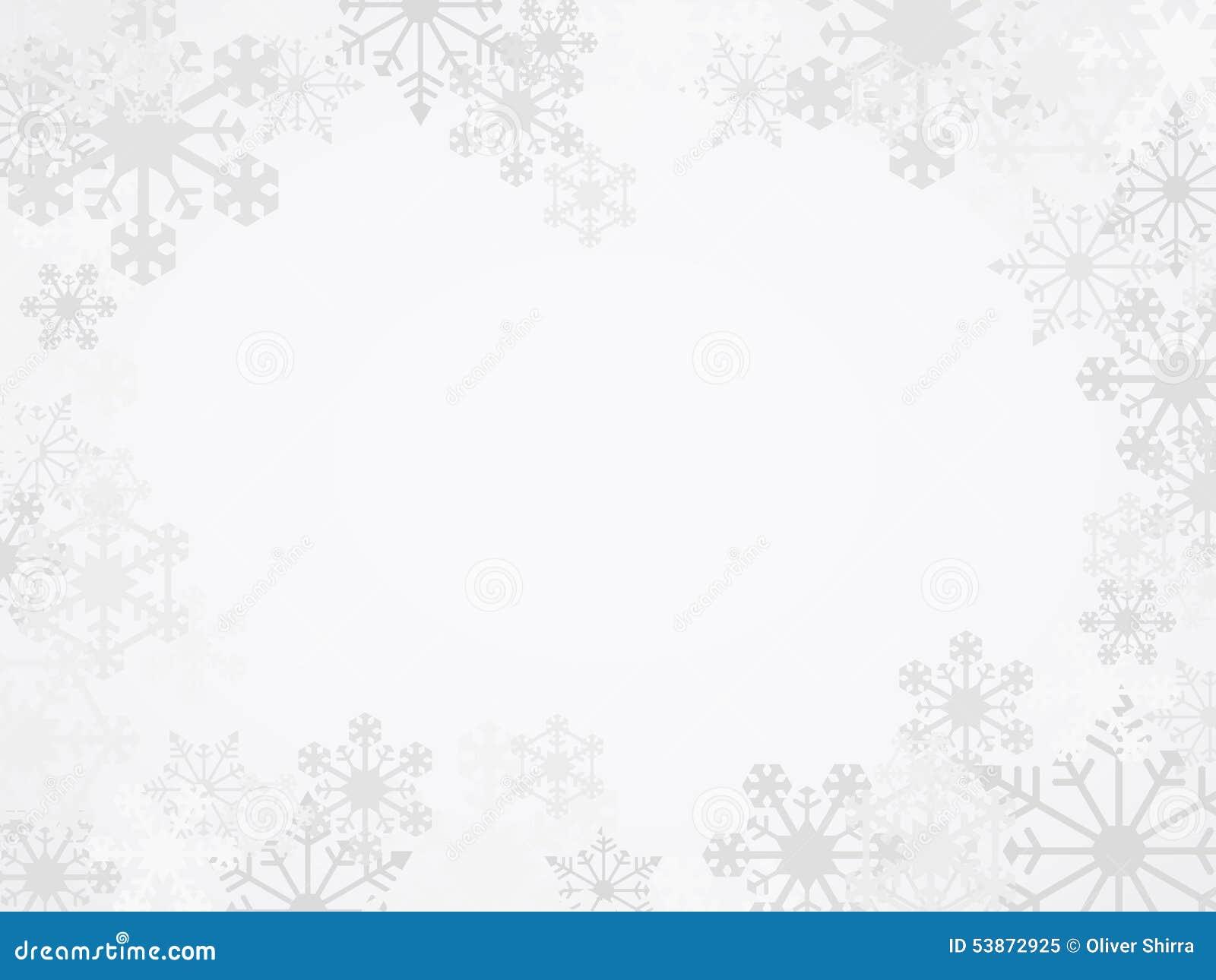 vektor winter schneeflocken hintergrund vektor abbildung. Black Bedroom Furniture Sets. Home Design Ideas