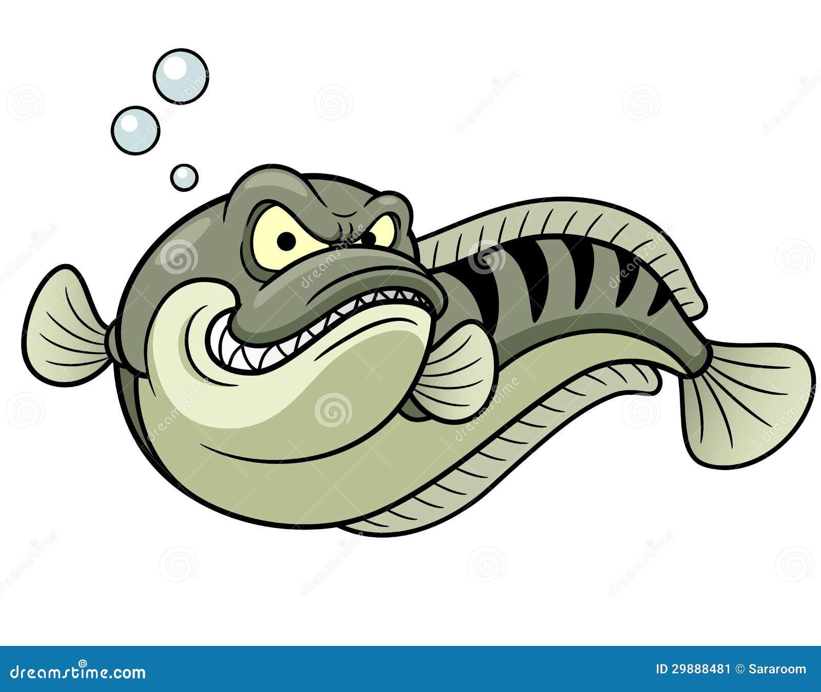 Jätte- snakeheadfisk