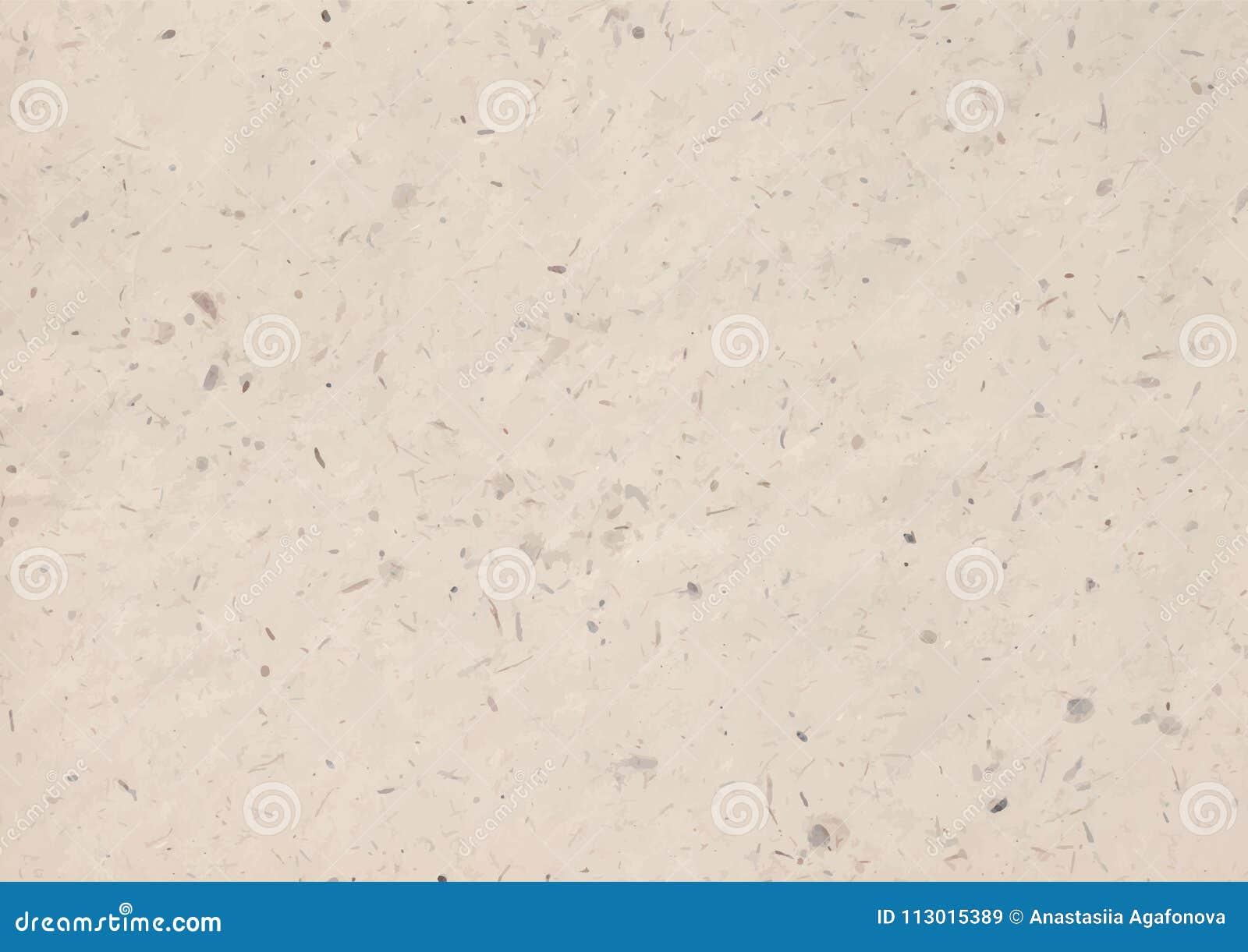 Vektorillustration av textur för kraft papper