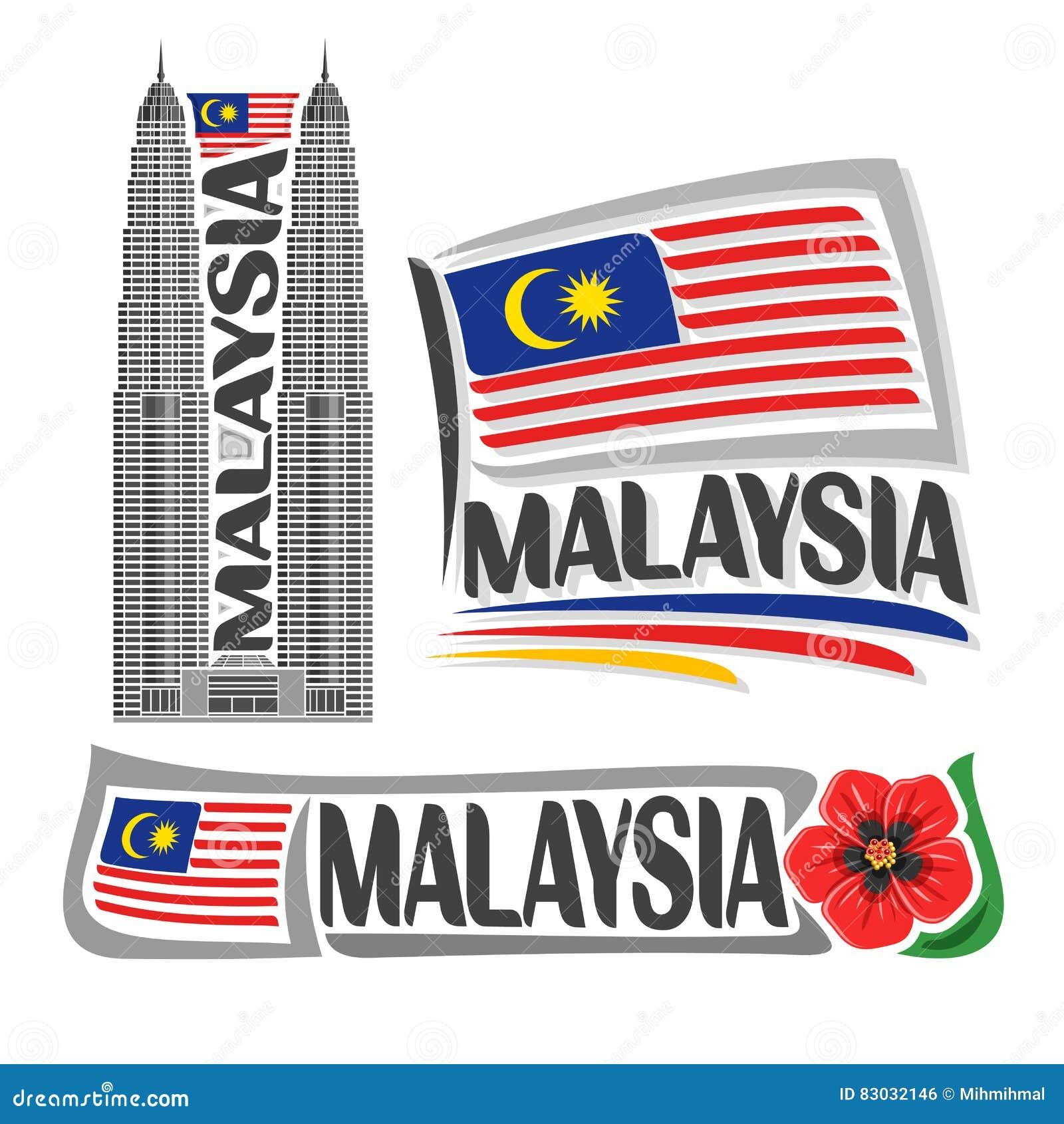 Vektorlogo Malaysia