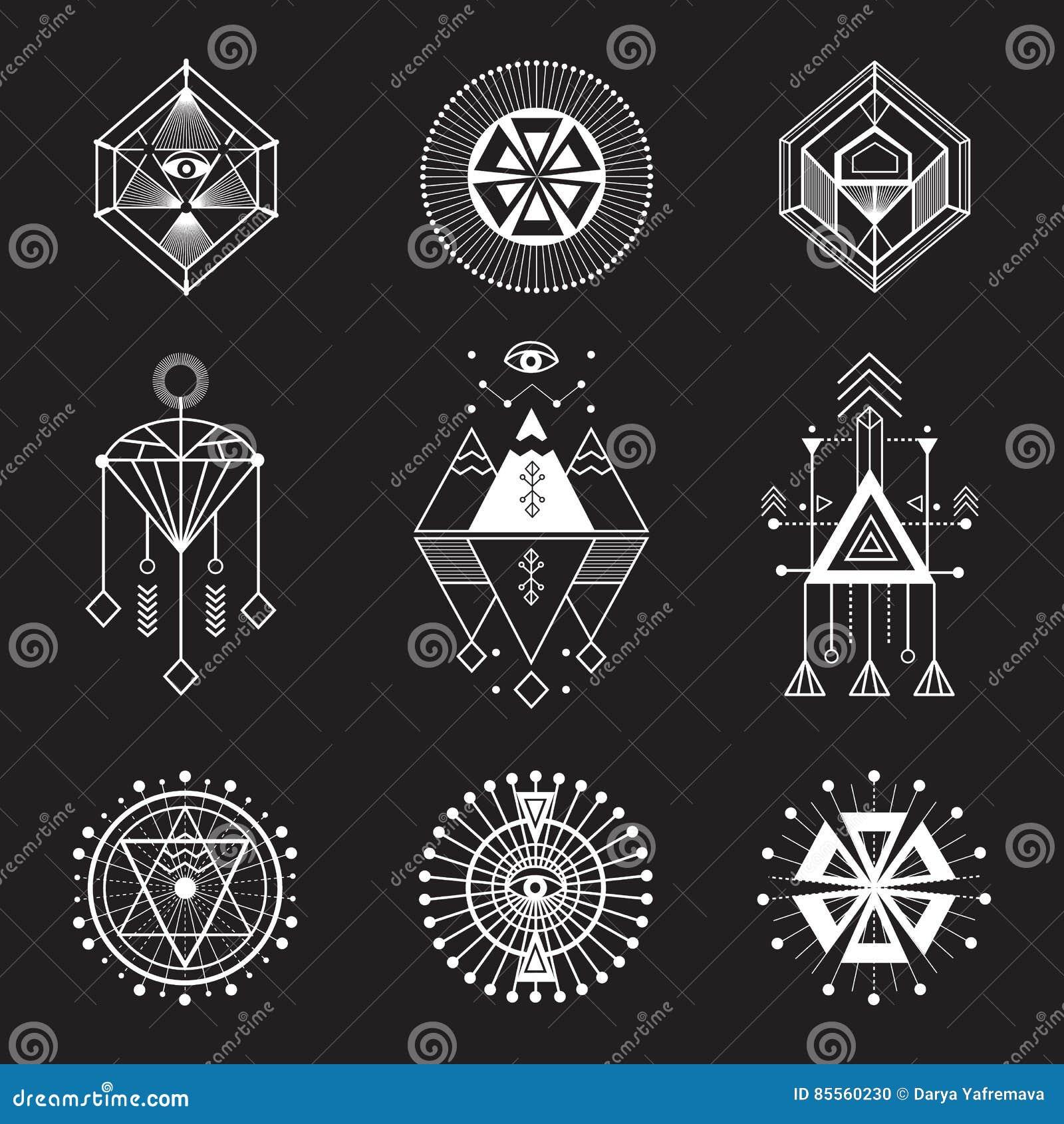 Vektorsatz heilige Geometrie