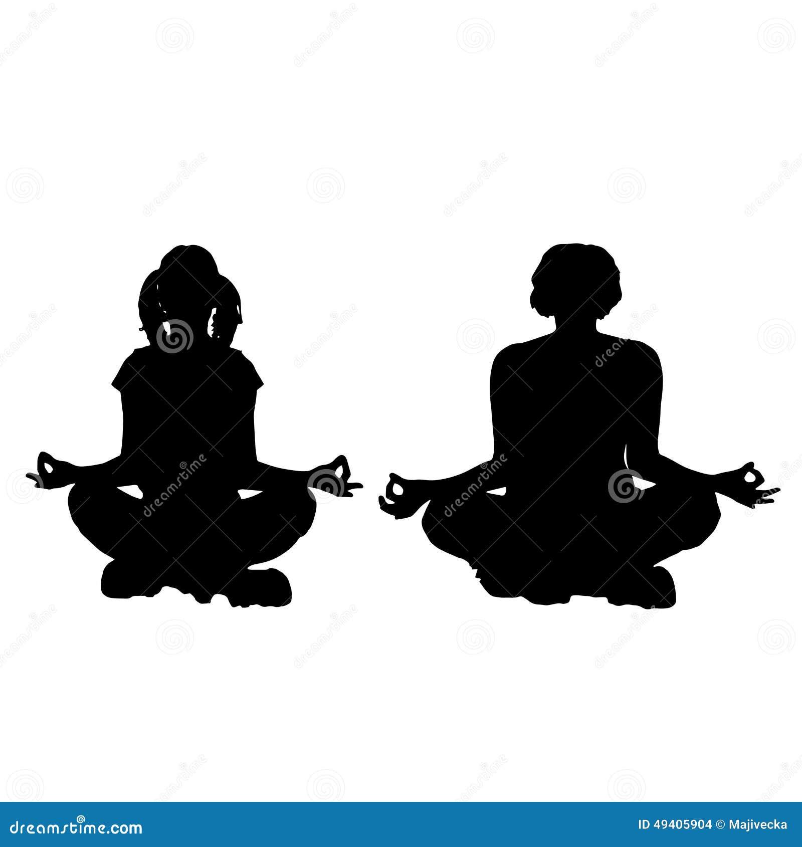 Download Vektorschattenbild Eines Paares Vektor Abbildung - Illustration von dame, änderung: 49405904