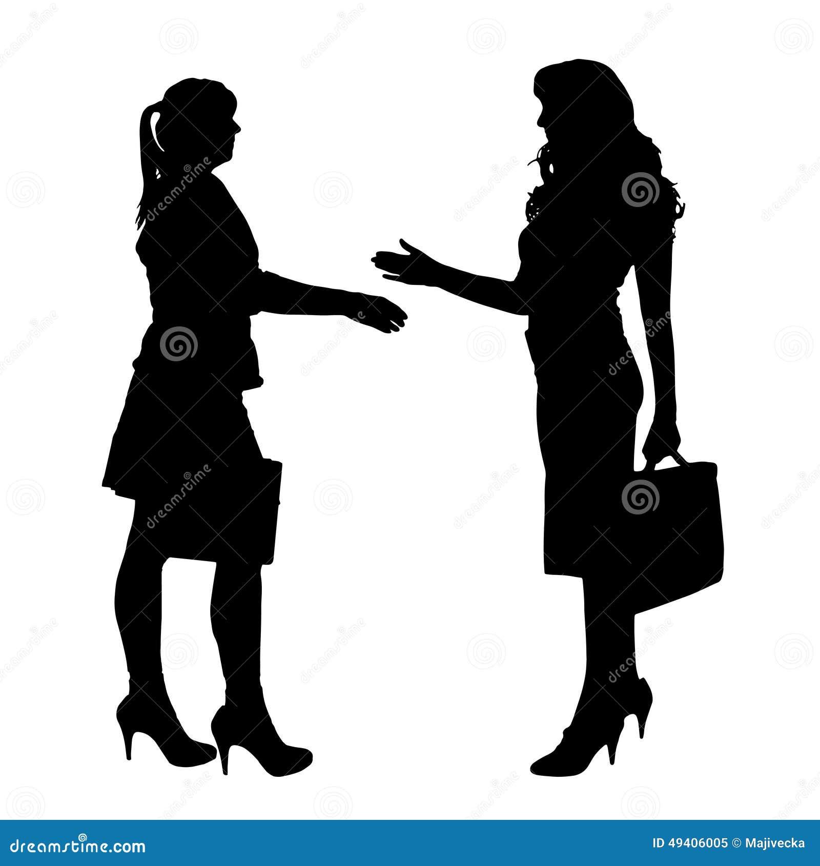 Download Vektorschattenbild Eines Paares Vektor Abbildung - Illustration von schönheit, formular: 49406005