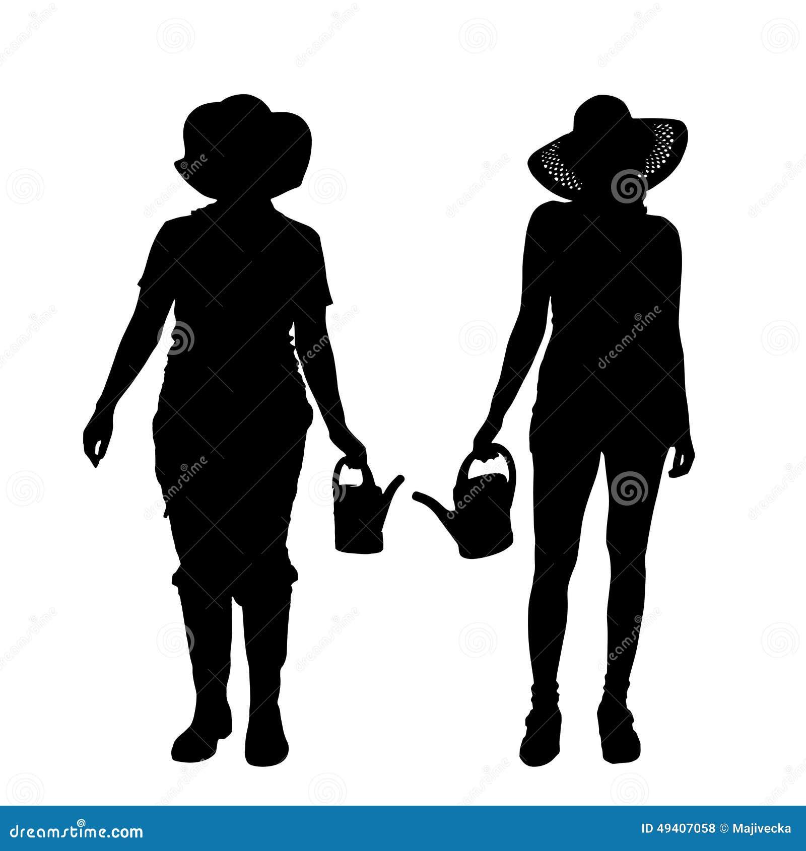 Download Vektorschattenbild Eines Paares Vektor Abbildung - Illustration von baumuster, karosserie: 49407058