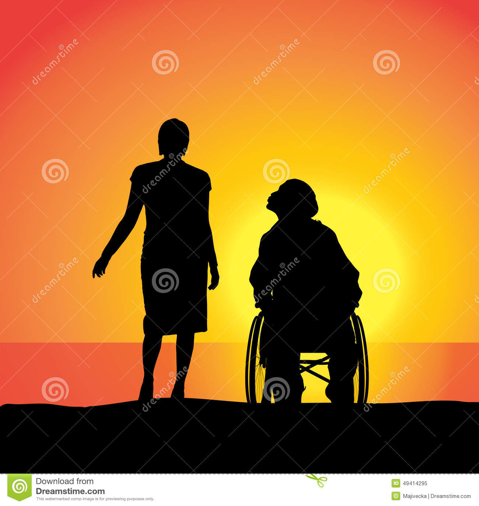 Download Vektorschattenbild Von Leuten Stock Abbildung - Illustration von mann, frau: 49414295