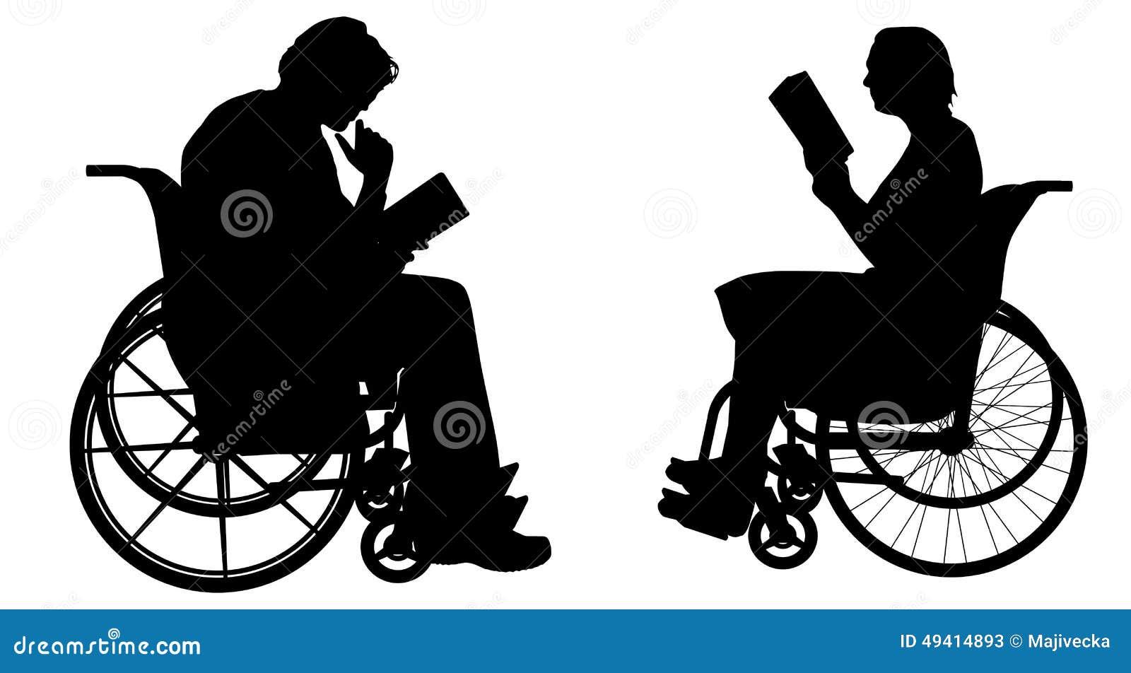 Download Vektorschattenbild Von Leuten Vektor Abbildung - Illustration von getrennt, gelesen: 49414893