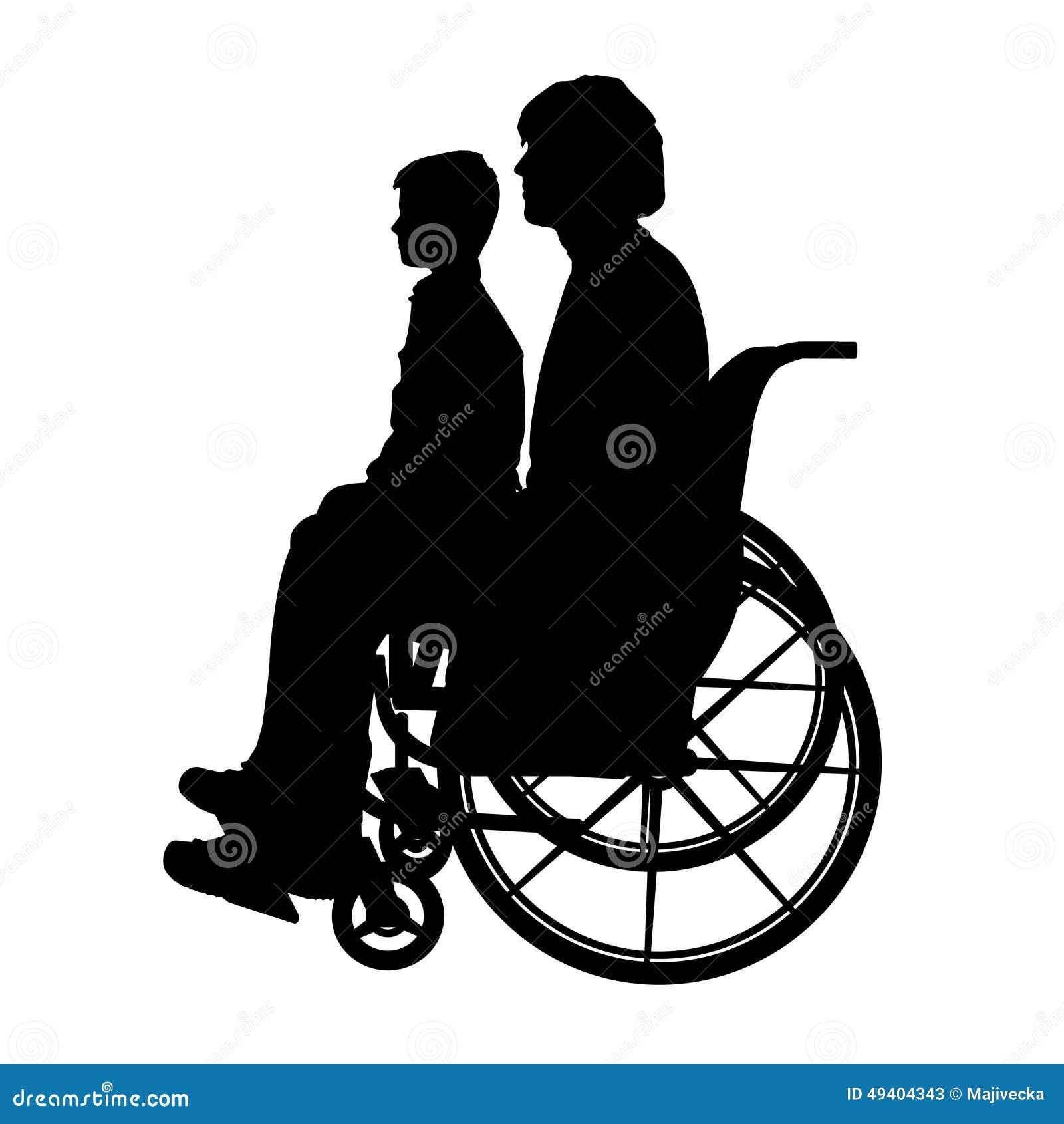 Download Vektorschattenbilder Der Familie Vektor Abbildung - Illustration von unterstützung, medizin: 49404343