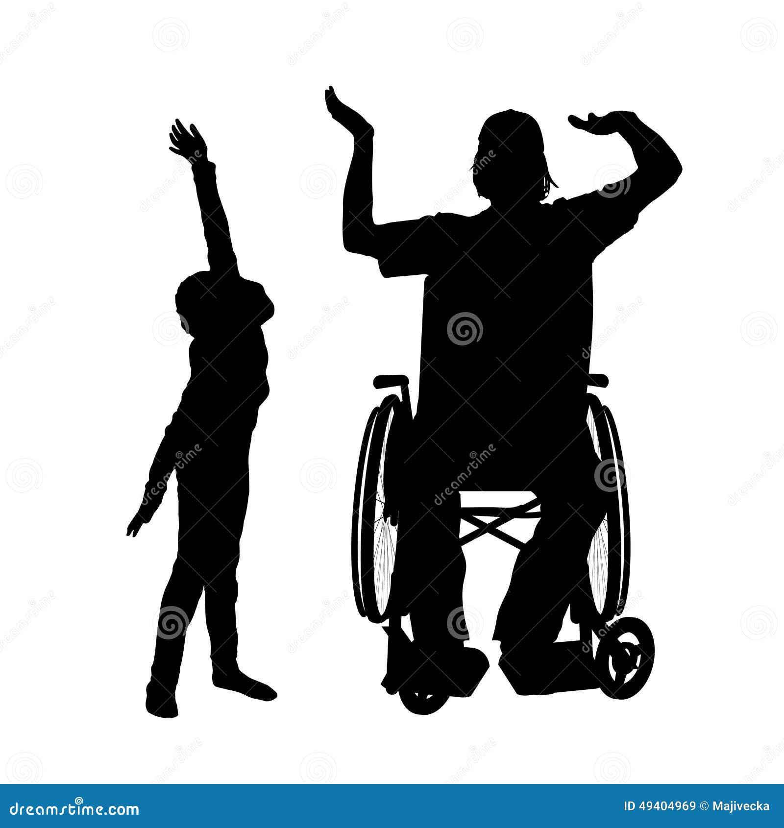 Download Vektorschattenbilder Der Familie Vektor Abbildung - Illustration von stuhl, krankheit: 49404969