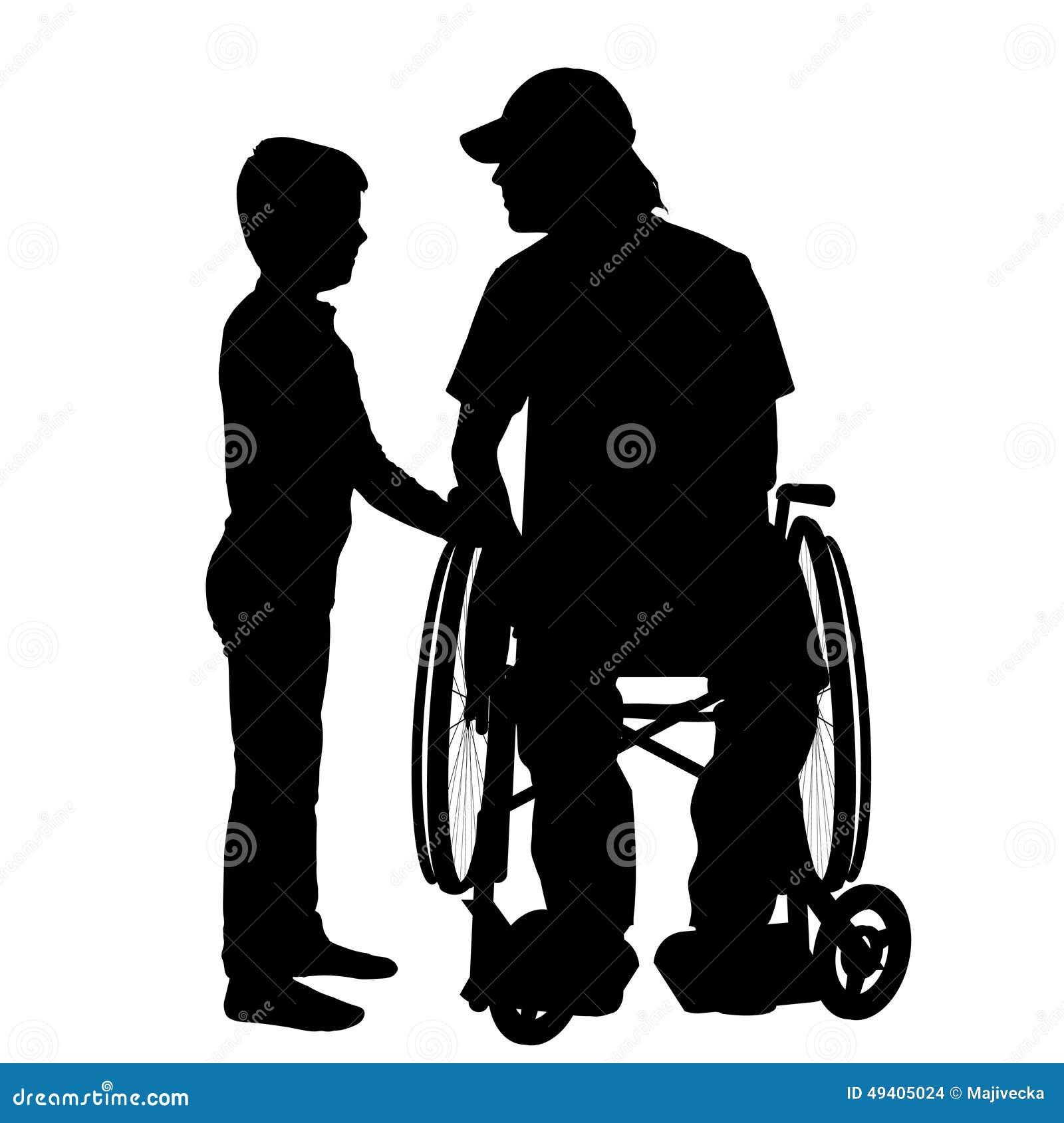 Download Vektorschattenbilder Der Familie Vektor Abbildung - Illustration von kind, vektor: 49405024