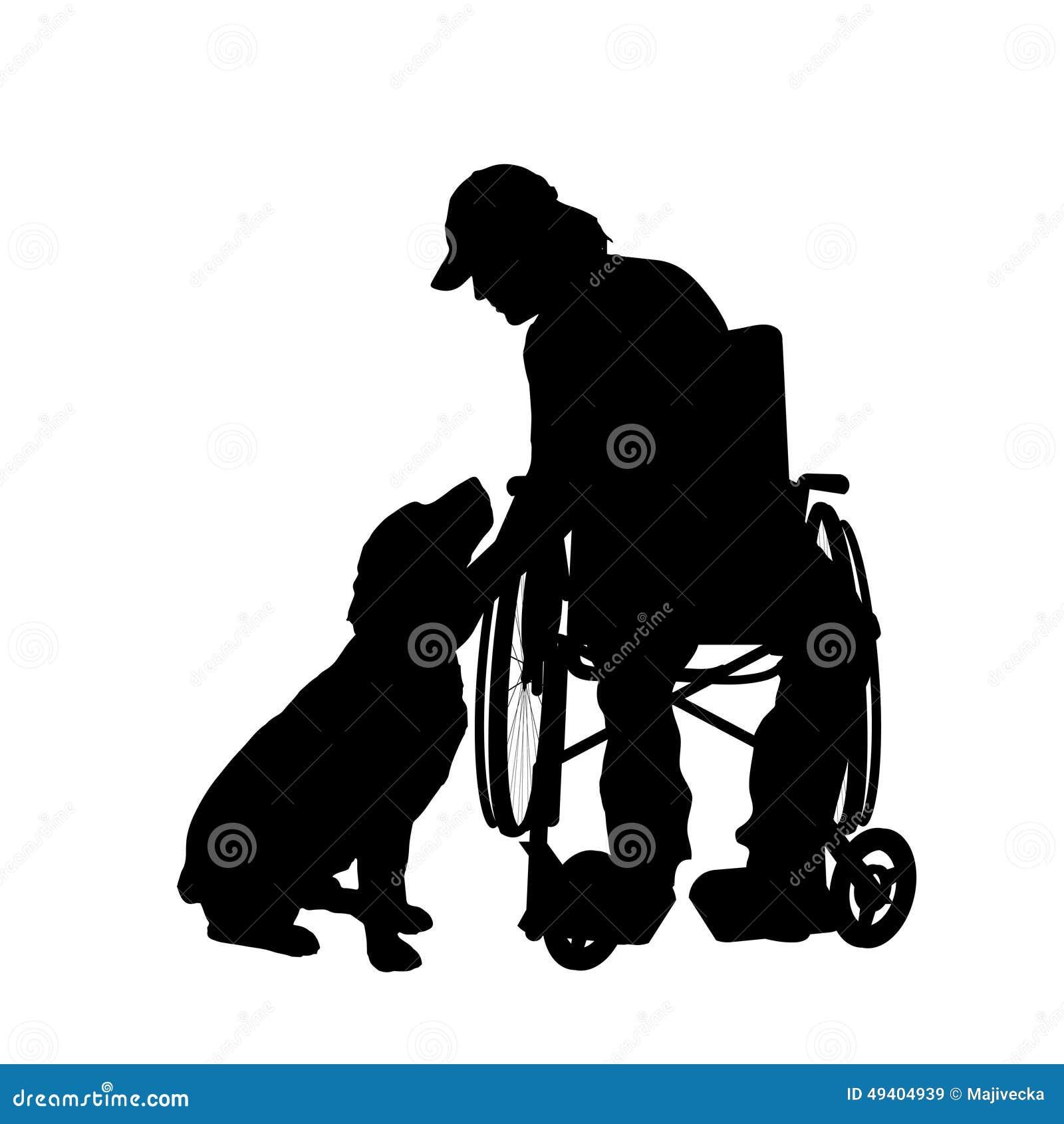 Download Vektorschattenbilder Des Mannes Vektor Abbildung - Illustration von krankheit, tier: 49404939