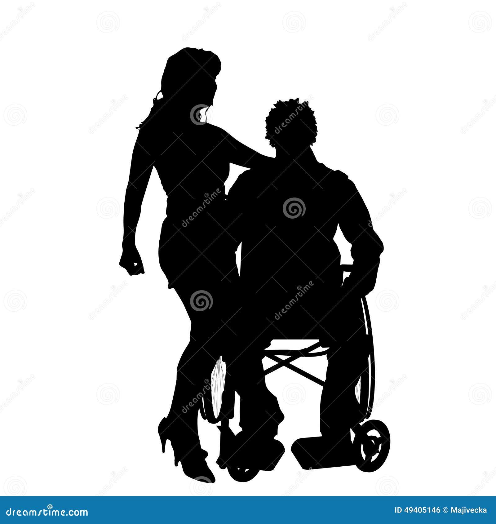 Download Vektorschattenbilder Von Paaren Vektor Abbildung - Illustration von spaß, mobilität: 49405146