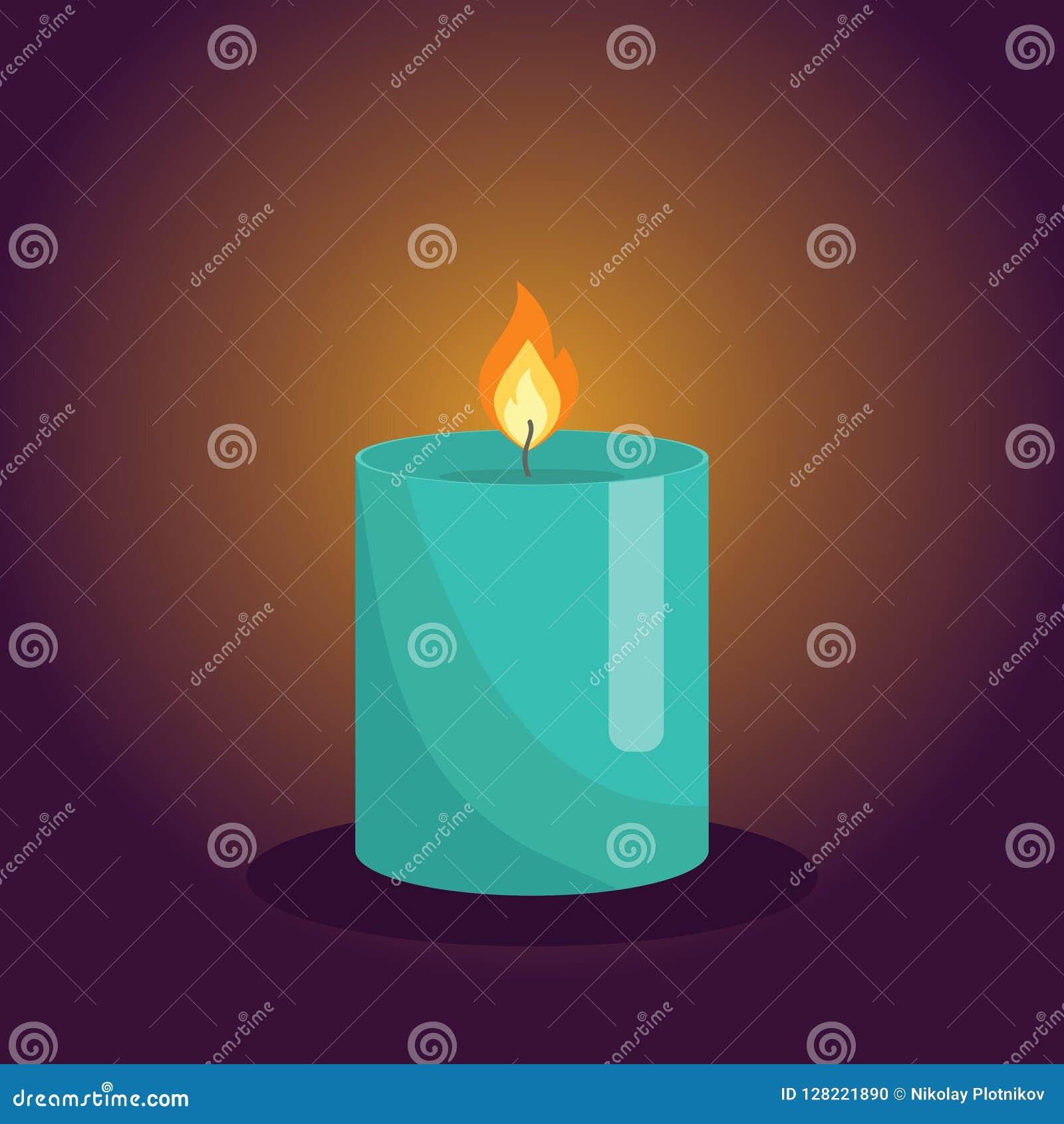 Velas en fondo oscuro Aromatherapy y vela ardiente de la relajación con la planta aromática y los aceites esenciales para el baln