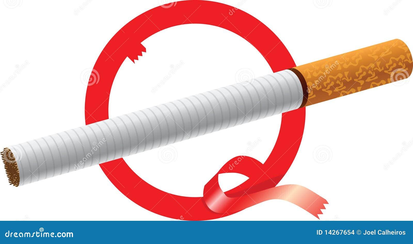 Velctor καπνίσματος απεικόνιση&s
