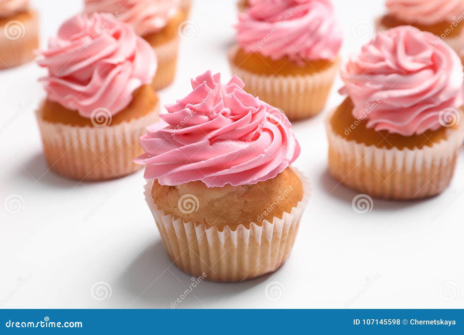 Vele yummy cupcakes