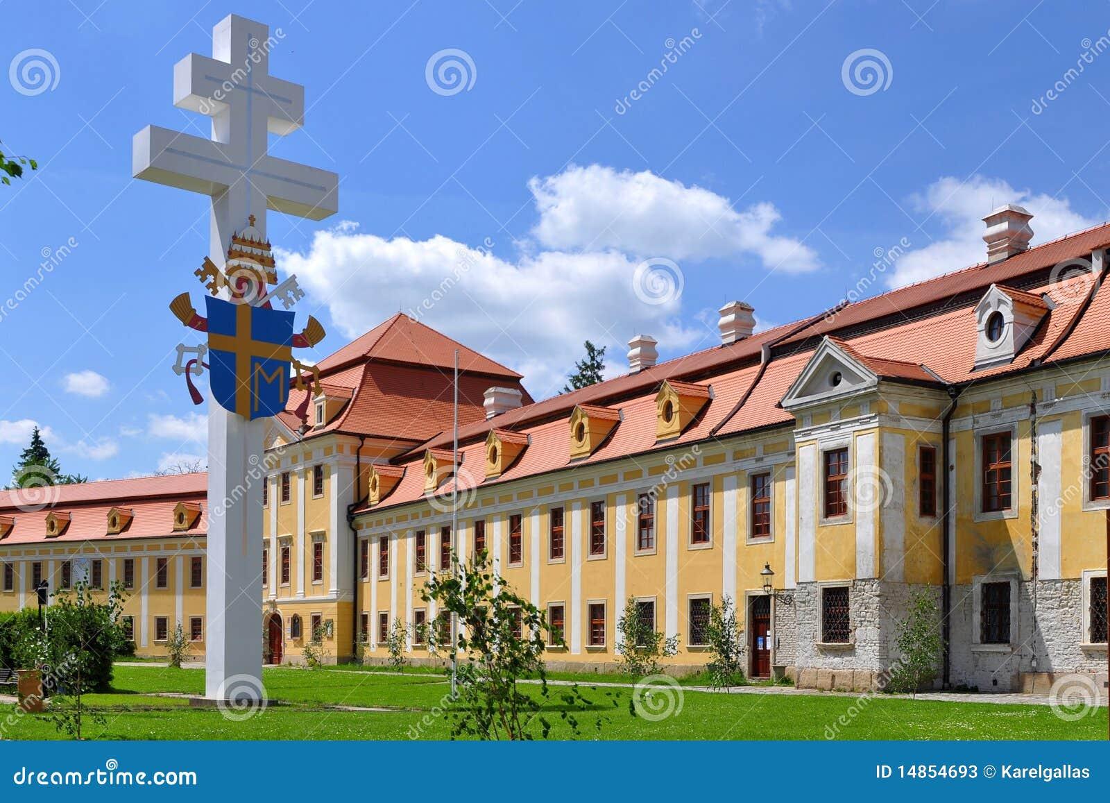 Velehrad basilica church