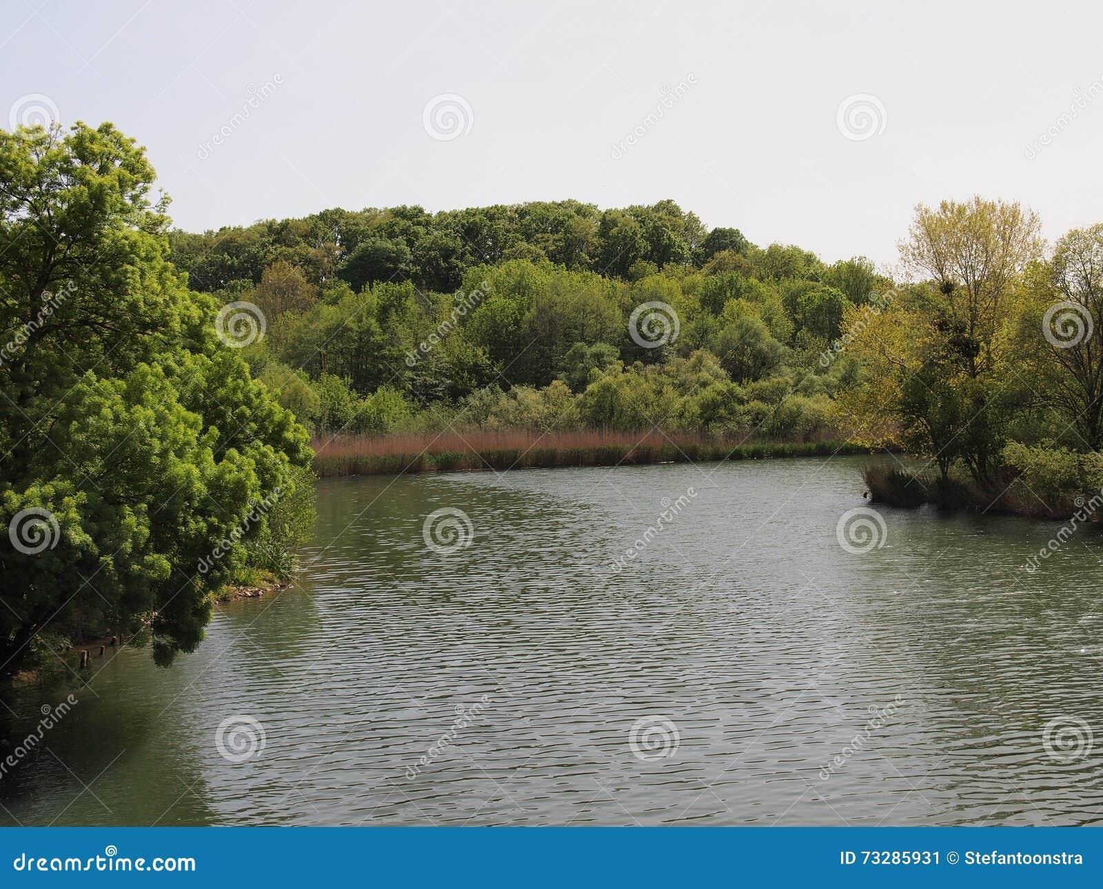 Veleka河(Sinemorets,保加利亚)