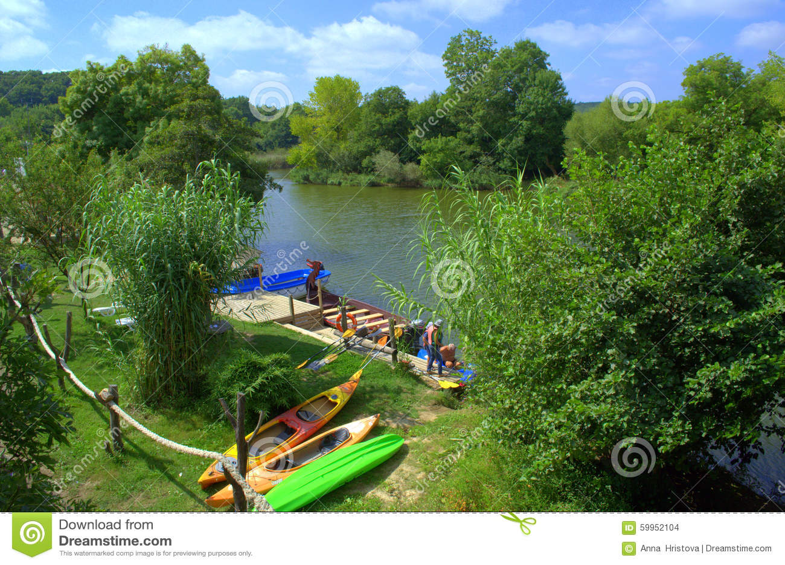 Strandja Natural Park Bulgaria