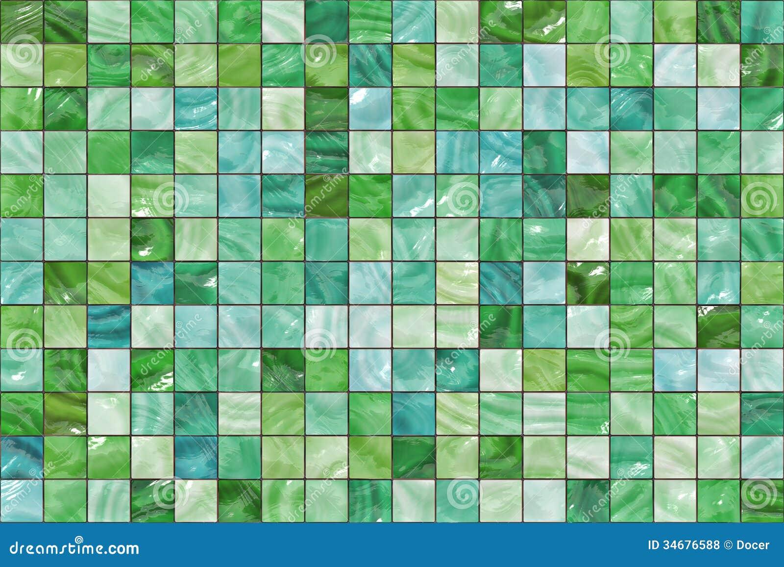 Velen klein kleuren vierkant mozaïek. patroontextuur. abstract beeld