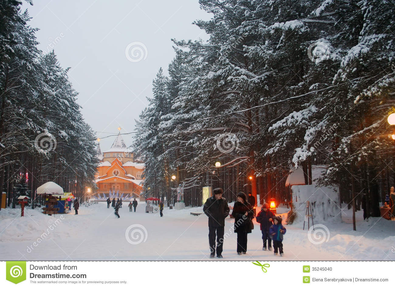 New Year in Veliky Ustyug 2019: prices for rest 40
