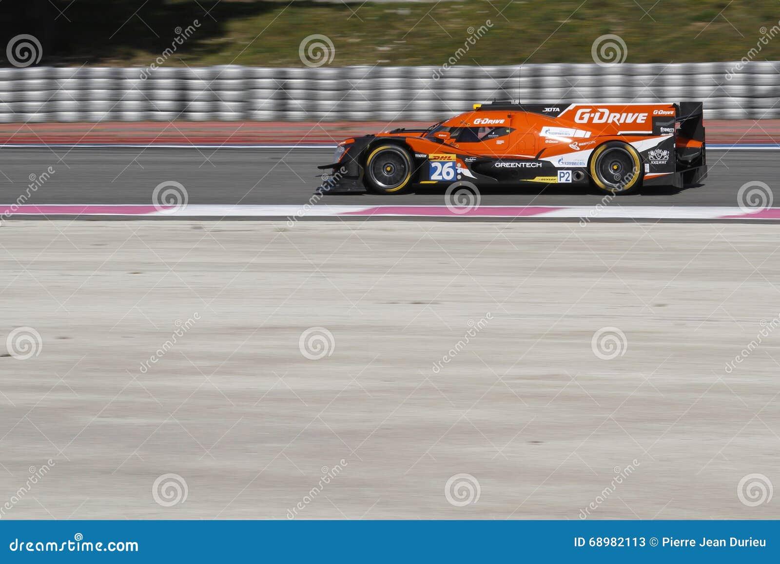Velocidad en la pista