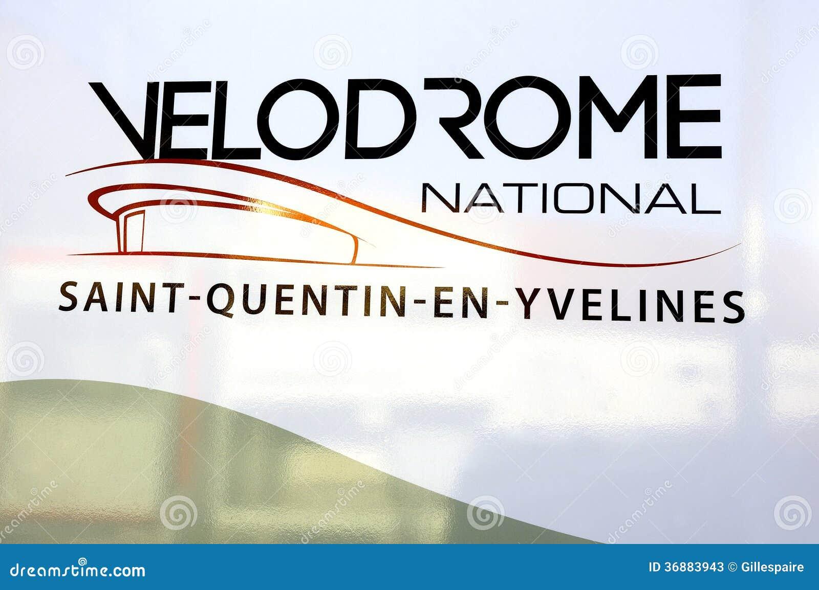 Download Velodromo Il San-Quentin-en-Yvelines Fotografia Stock Editoriale - Immagine di ciclare, costruzione: 36883943